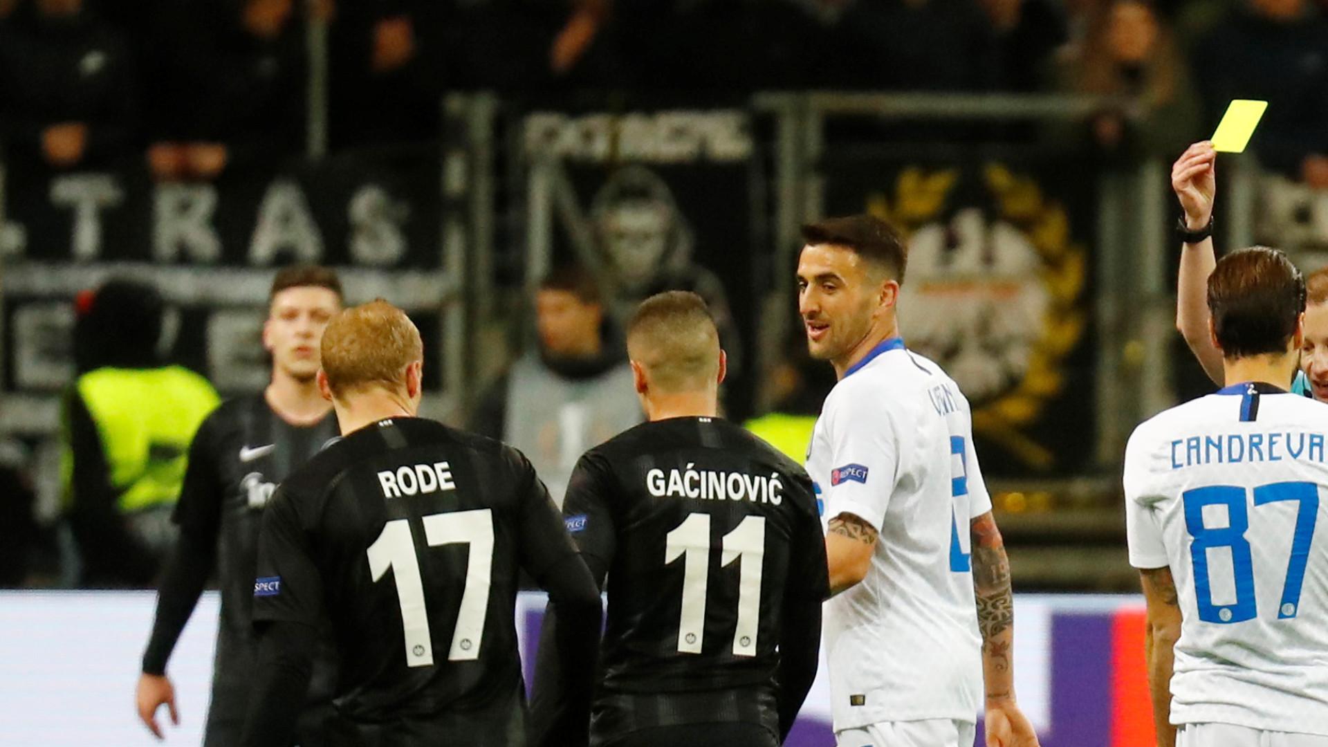 Inter de Milão perde pênalti e fica no 0 a 0 pela Liga Europa
