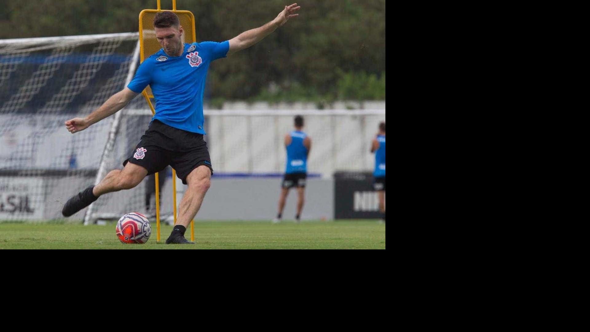 Boselli ganha chance em time misto do Corinthians