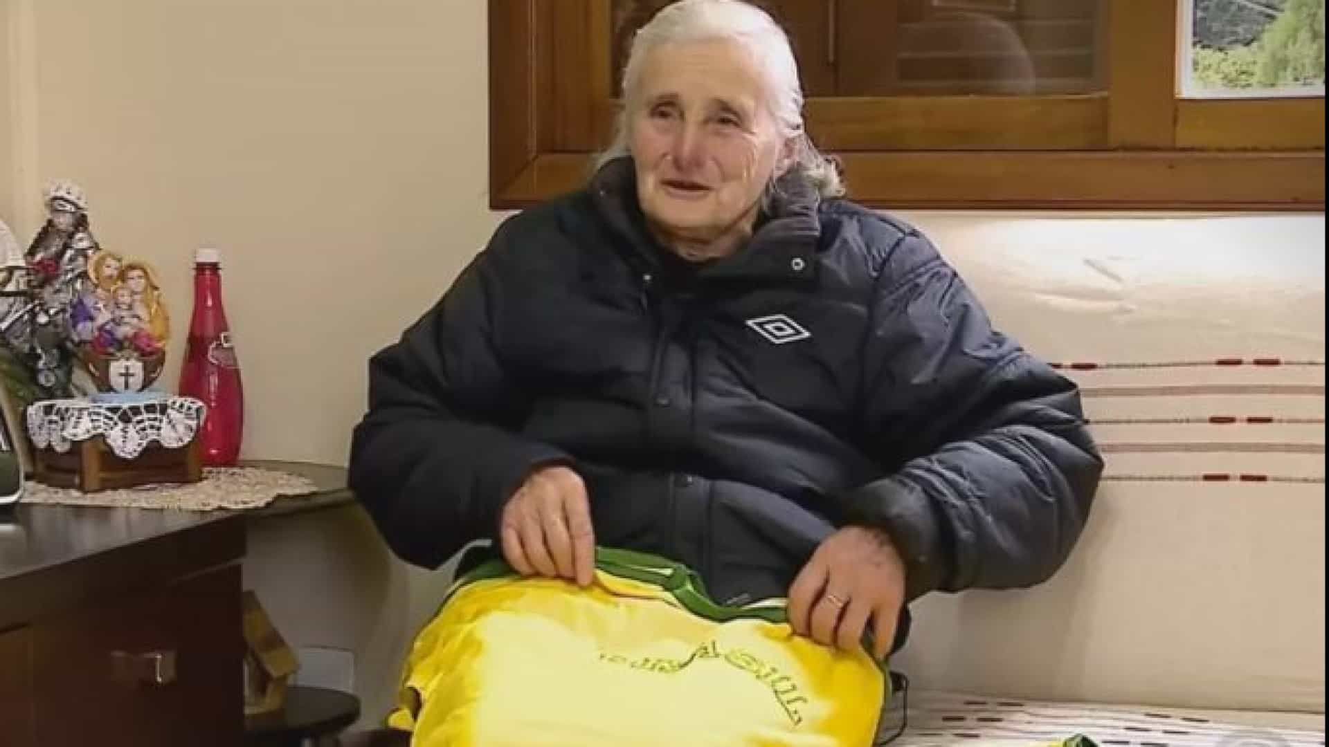 Mãe do técnico Tite morre aos 83 anos no interior do RS