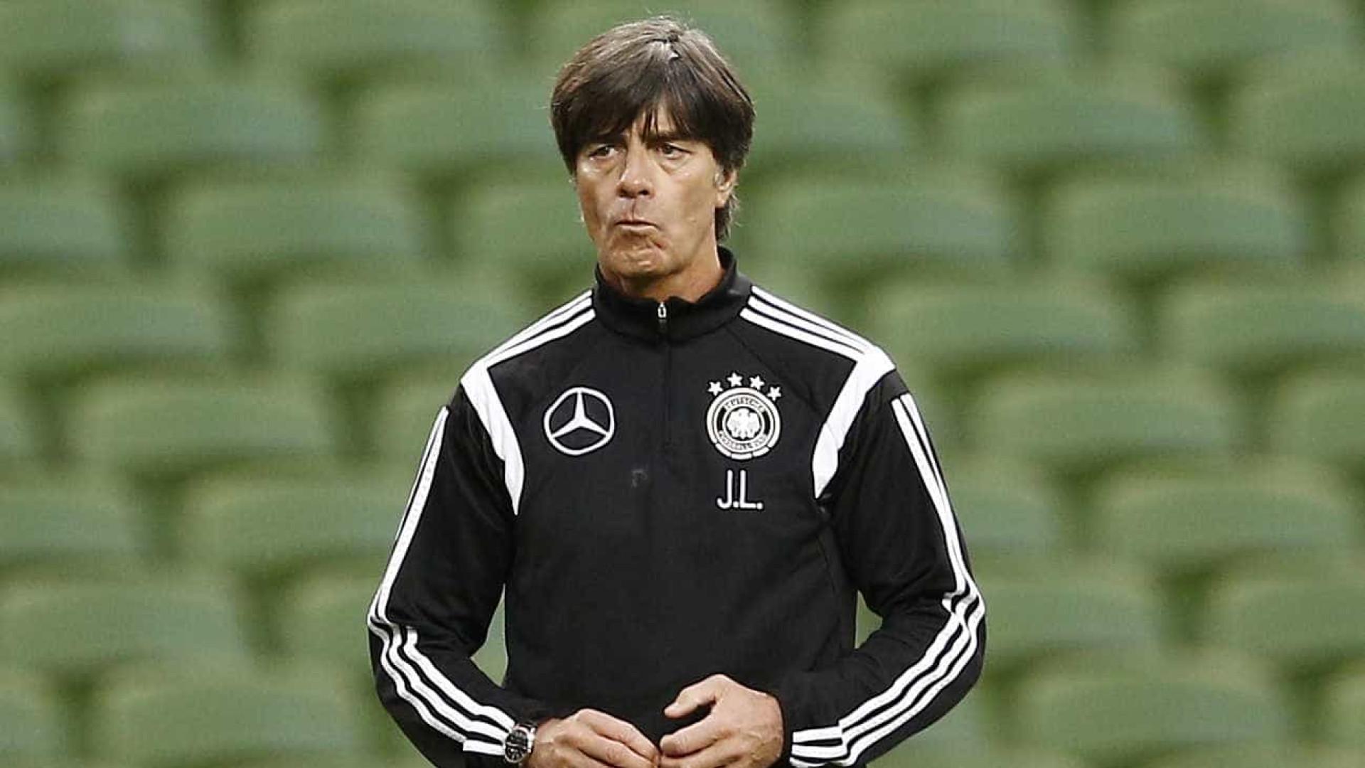 Joachim Löw chama três novatos para seleção da Alemanha