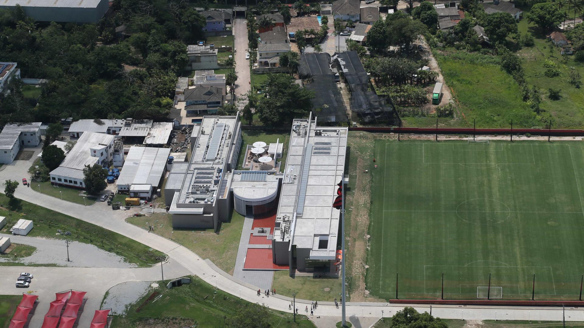 Flamengo ofereceu R$ 400 mil para as famílias das vítimas de incêndio