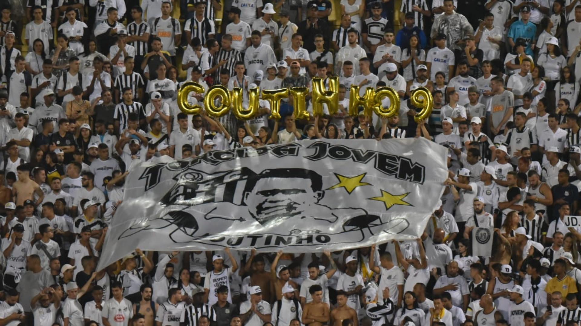 Santos tem prejuízo pelo 2º jogo seguido na bilheteria em casa