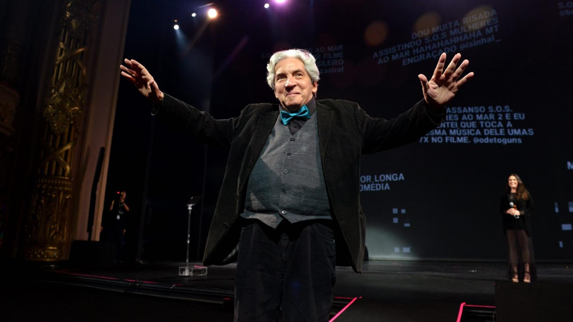 Morre ator e diretor Domingos Oliveira, aos 82 anos