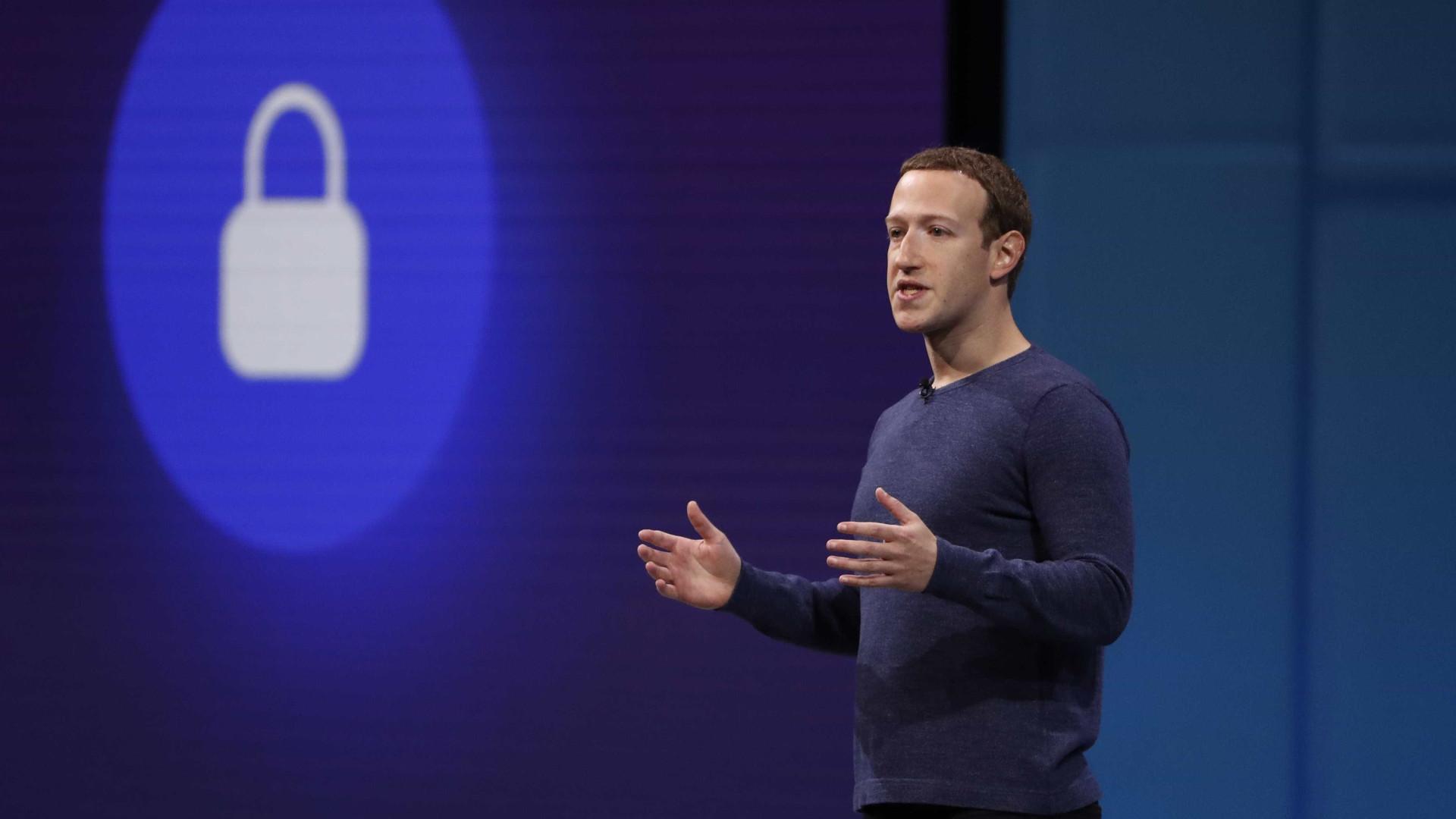 Mark Zuckerberg promete maior privacidade no Facebook