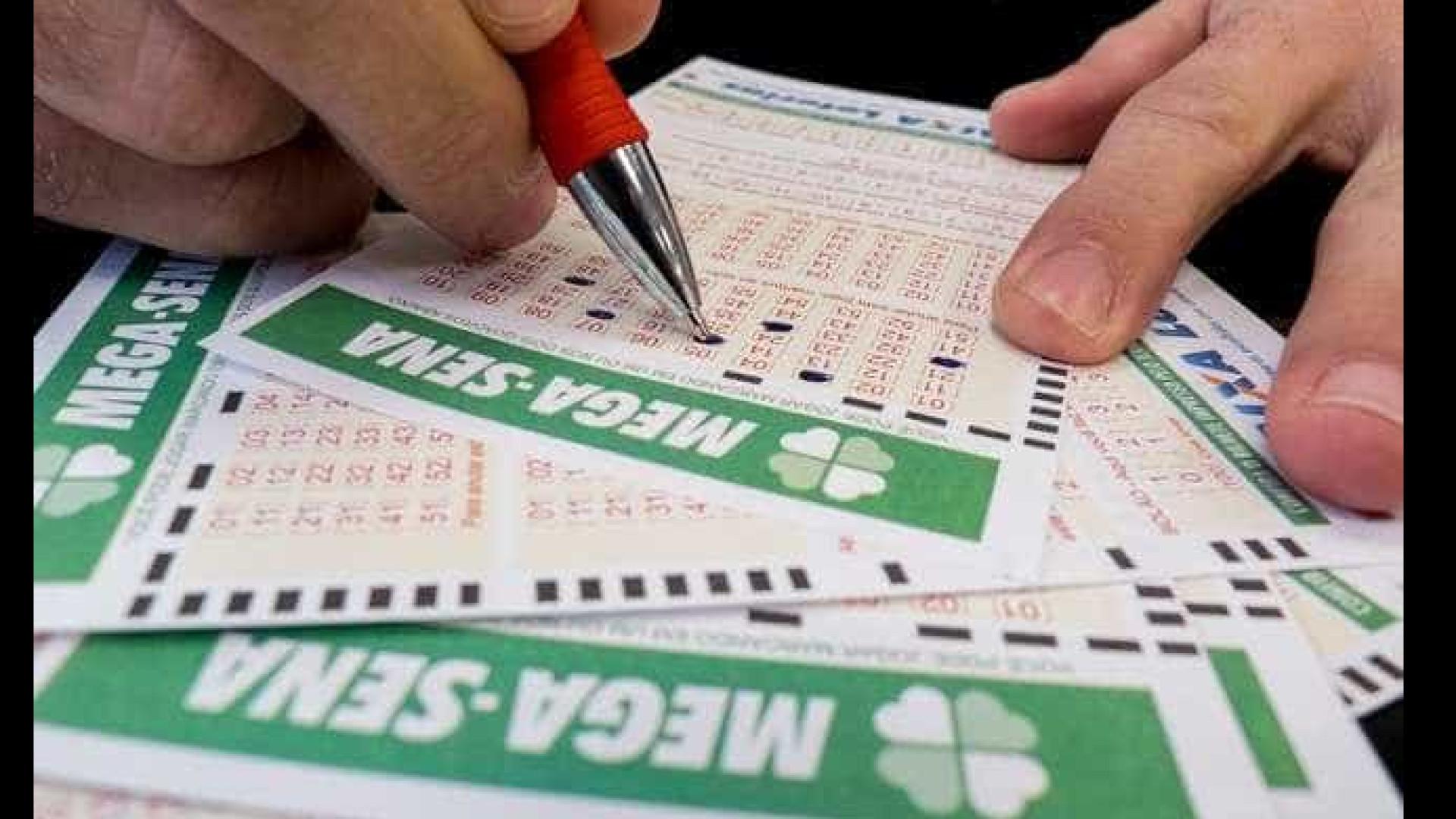 Ninguém acertou seis dezenas da Mega-Sena; prêmio vai a R$ 11 milhões