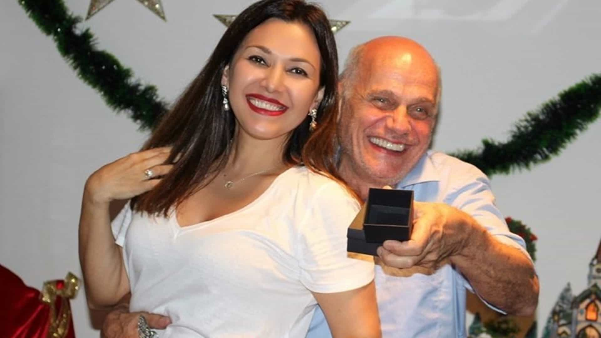 Viúva de Boechat lembra um mês sem ele: 'Quem dera fosse um pesadelo'