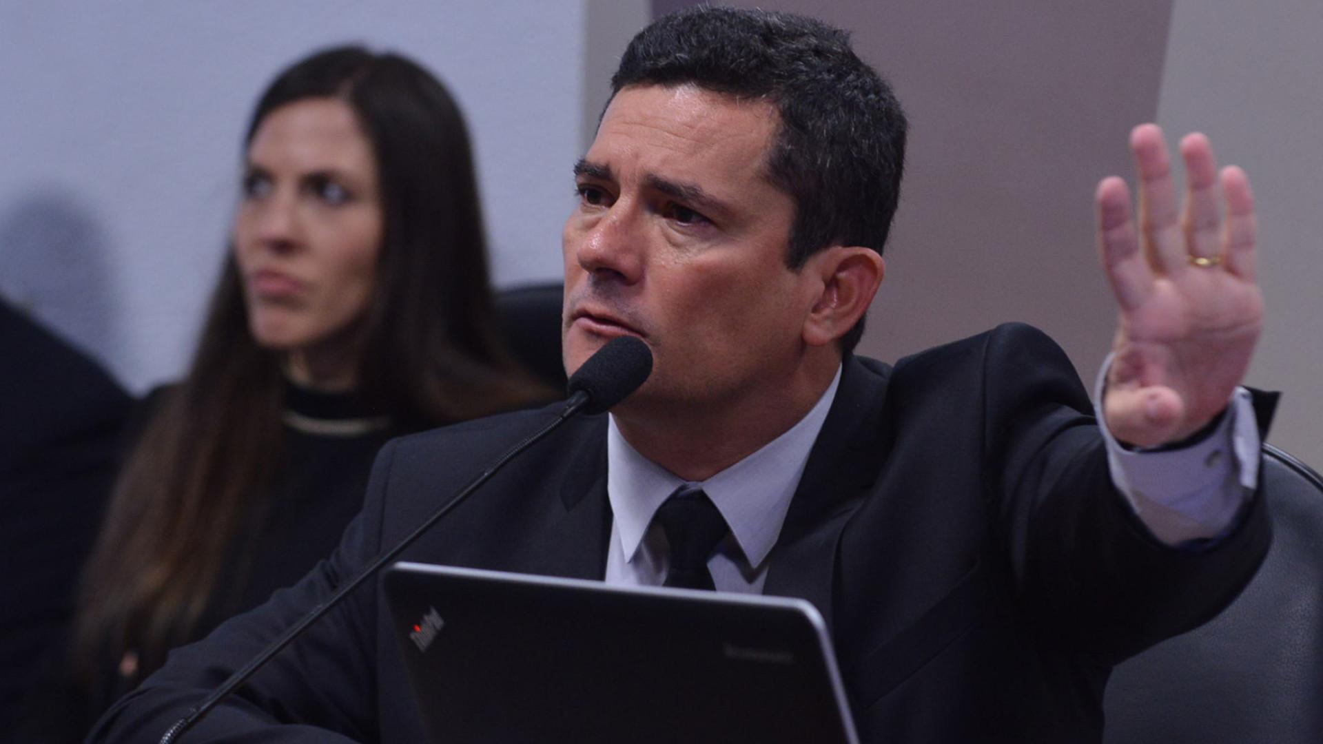 'Pornografia infantil não pode ser tolerada', diz Moro sobre operação
