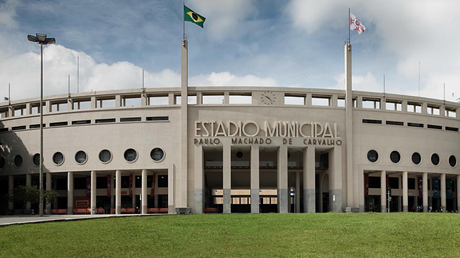 Prefeitura ignora CBF e times paulistas ficam sem o Pacaembu