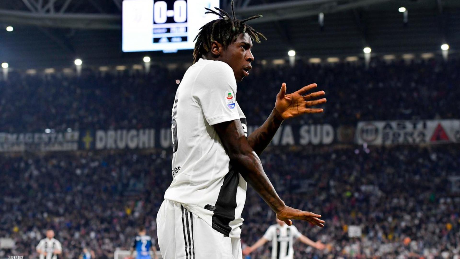 Sem CR7, Juventus derrota Empoli com gol de promessa italiana