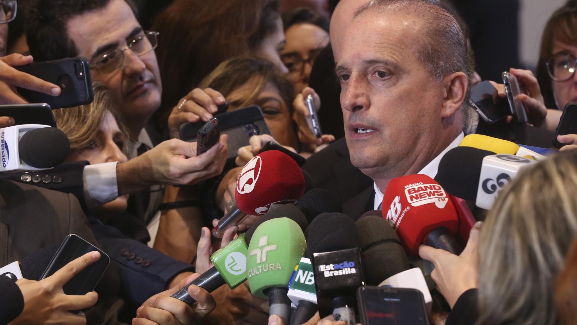 Onyx marca reuniões entre Bolsonaro e partidos de olho em articulação