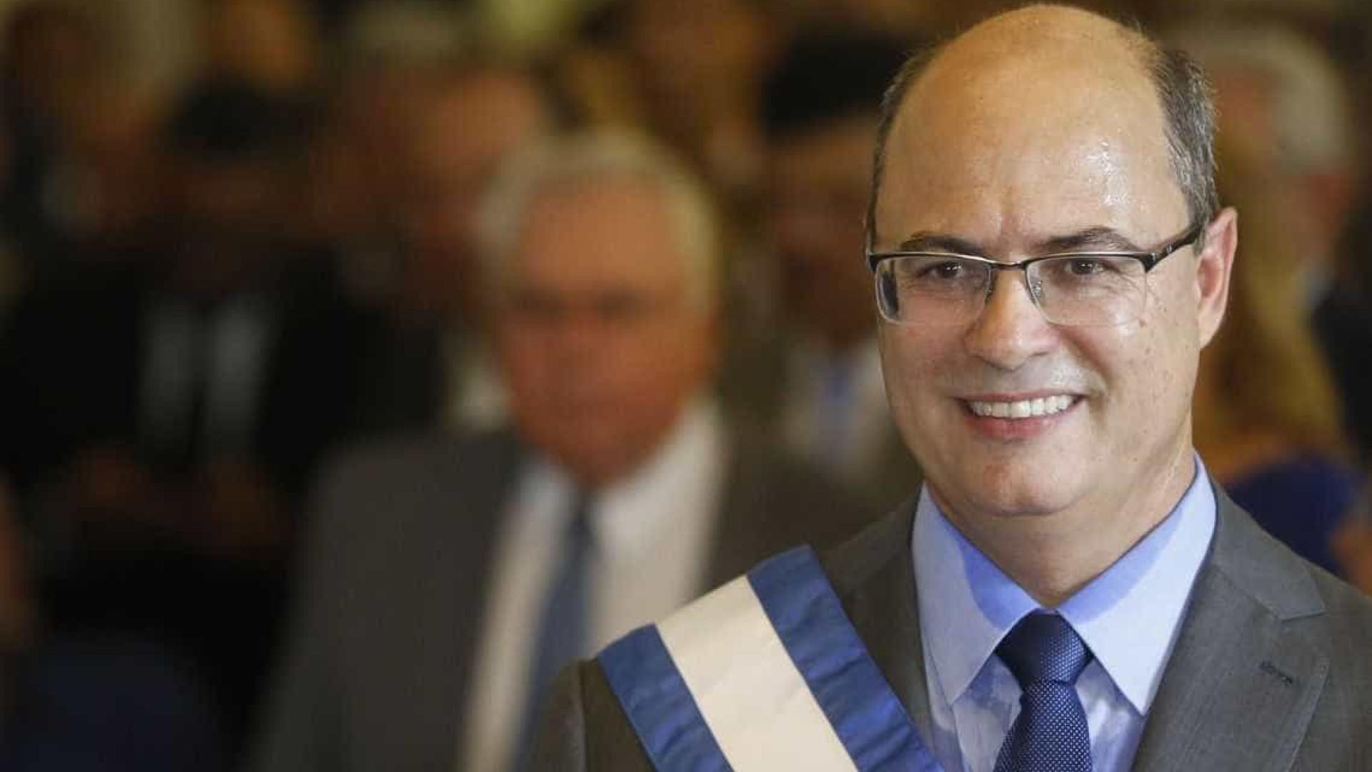 Consultor de segurança de Witzel é preso no Rio