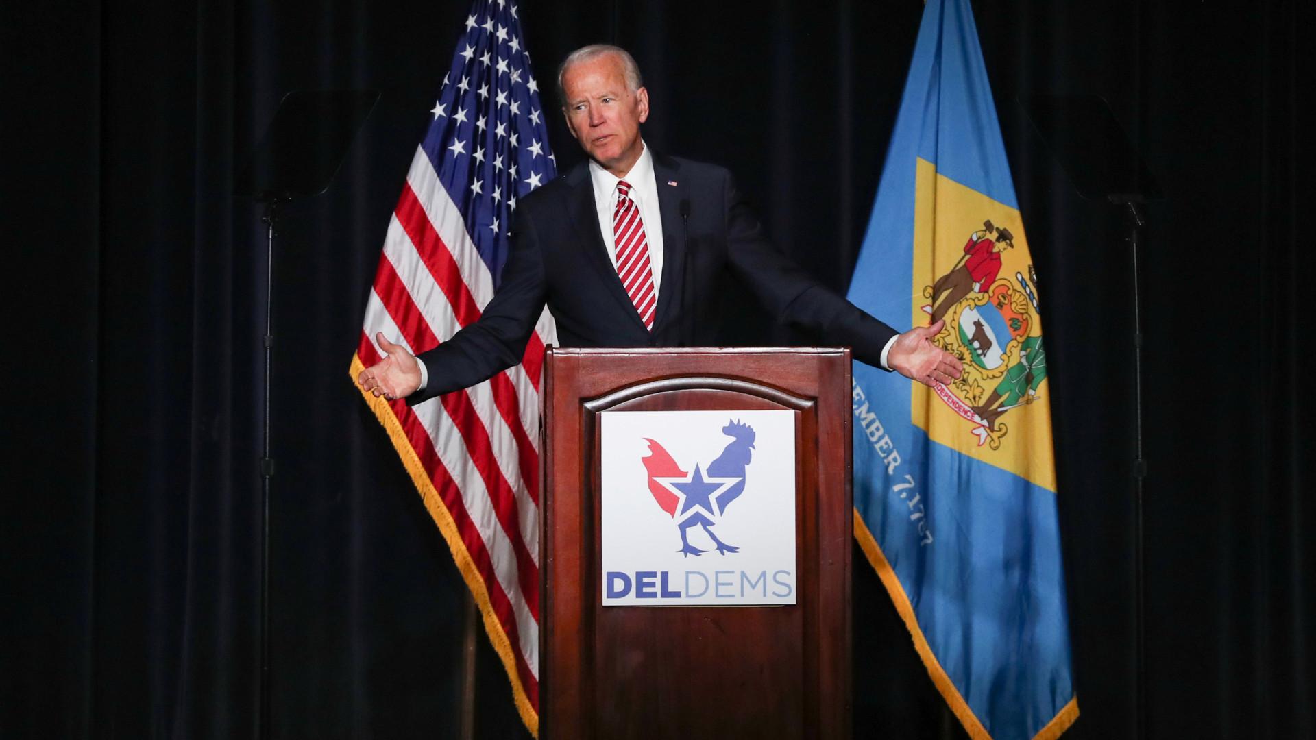 Ex-vice-presidente dos EUA é acusado de assédio sexual