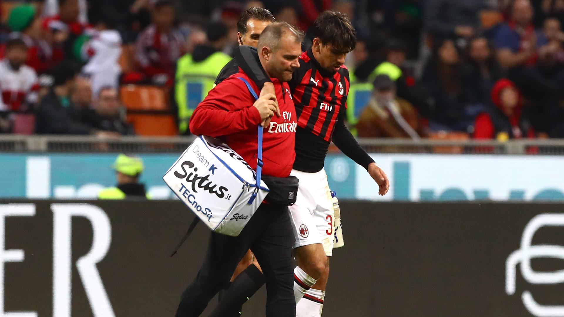 Paquetá deixa o San Siro lesionado após empate do Milan com Cagliari