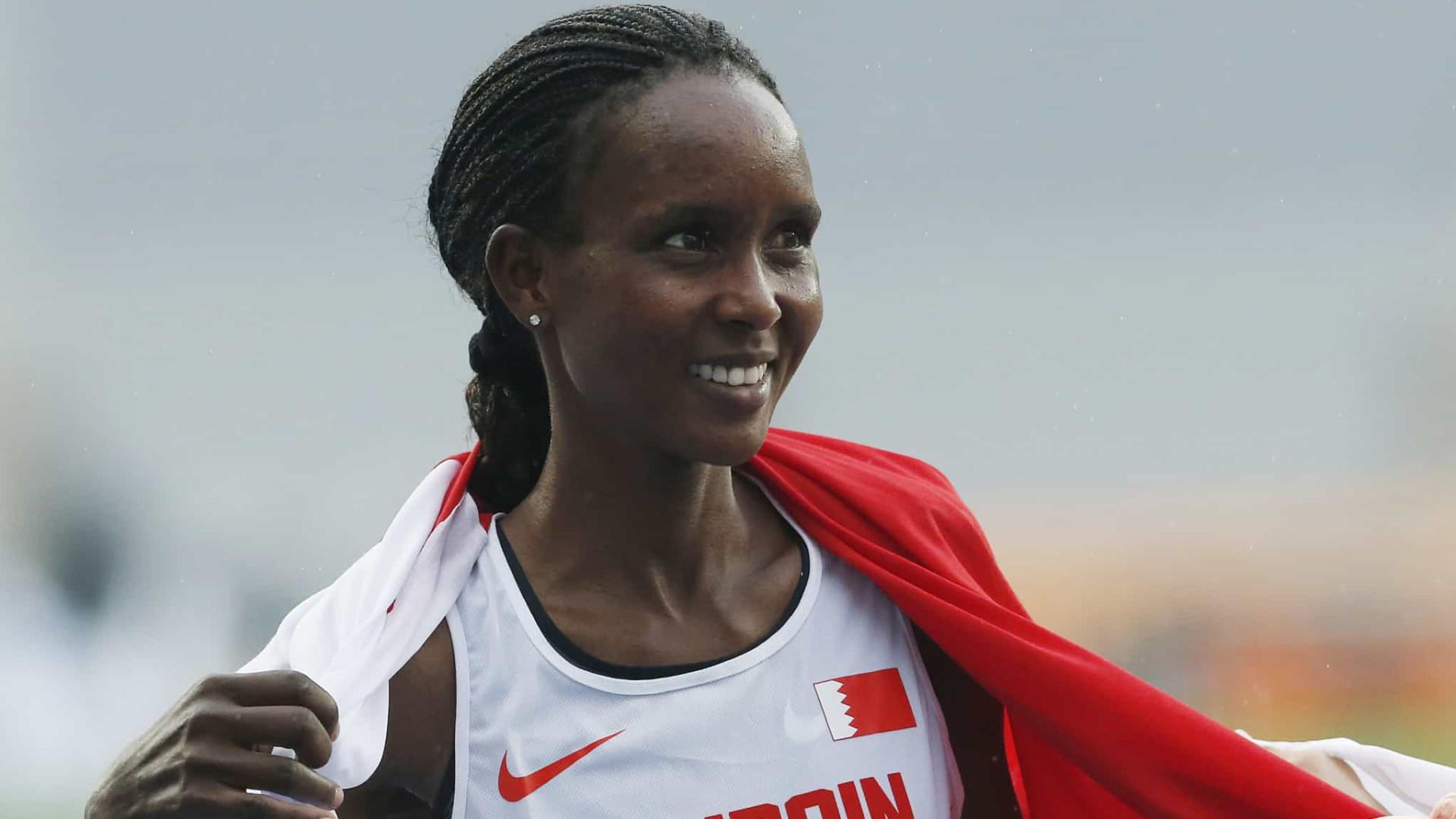 Medalhista na maratona do Rio-2016 é suspensa por doping