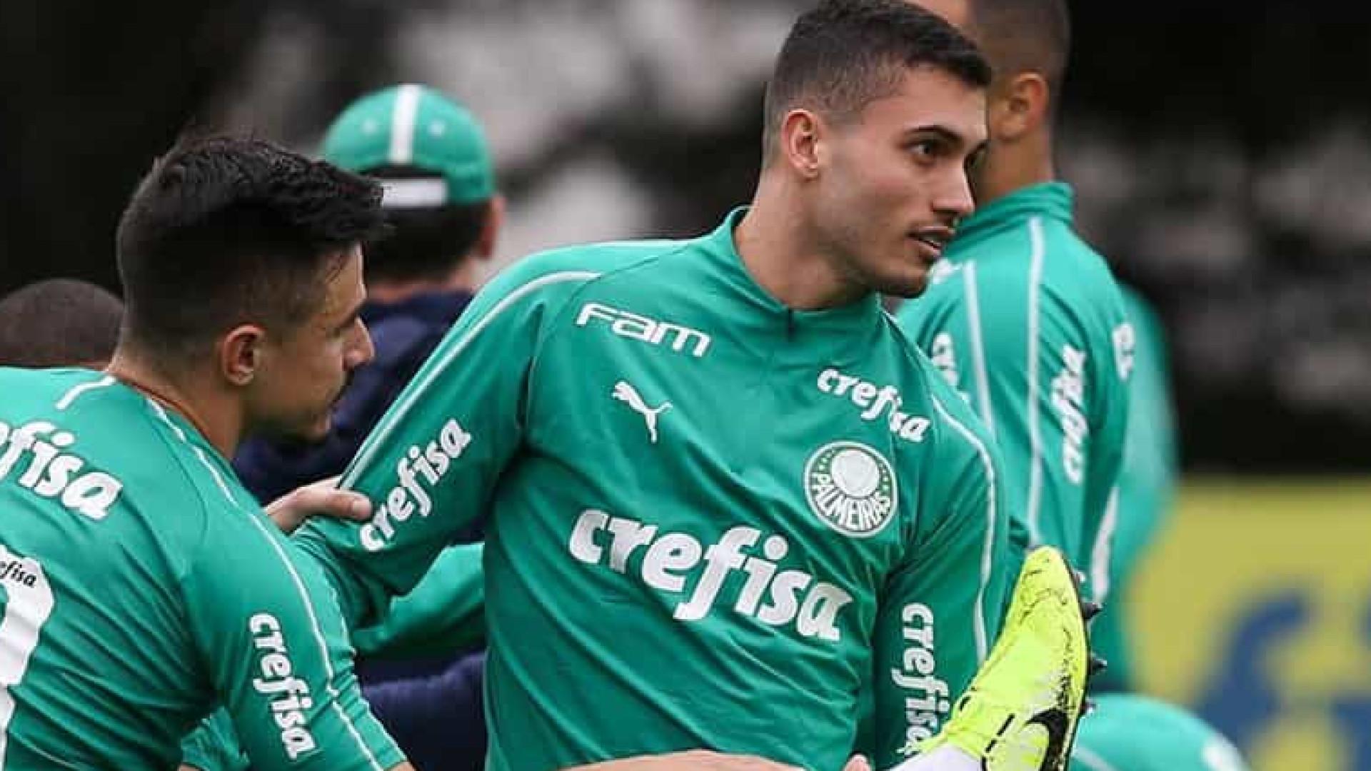 Luan Silva sofre com lesões antes de estreia no Palmeiras
