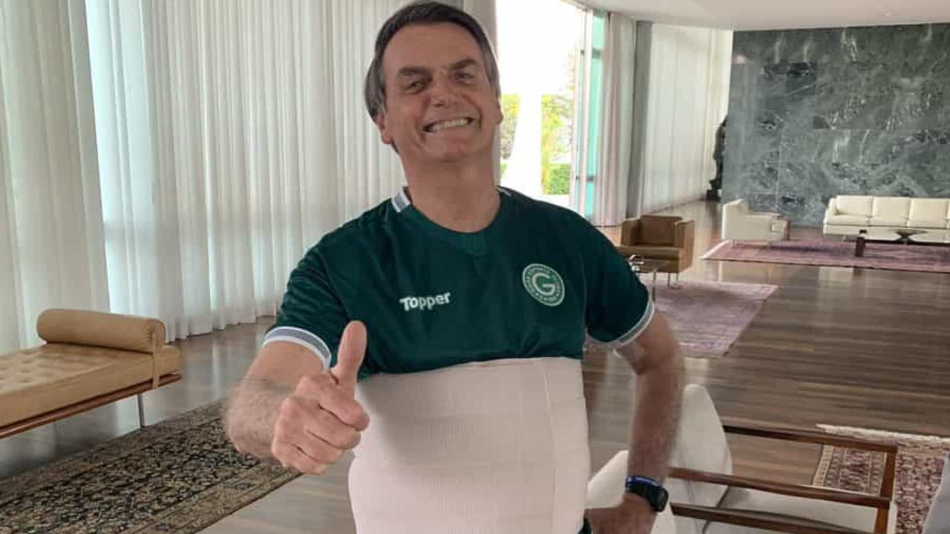 Bolsonaro define temas para discurso na ONU