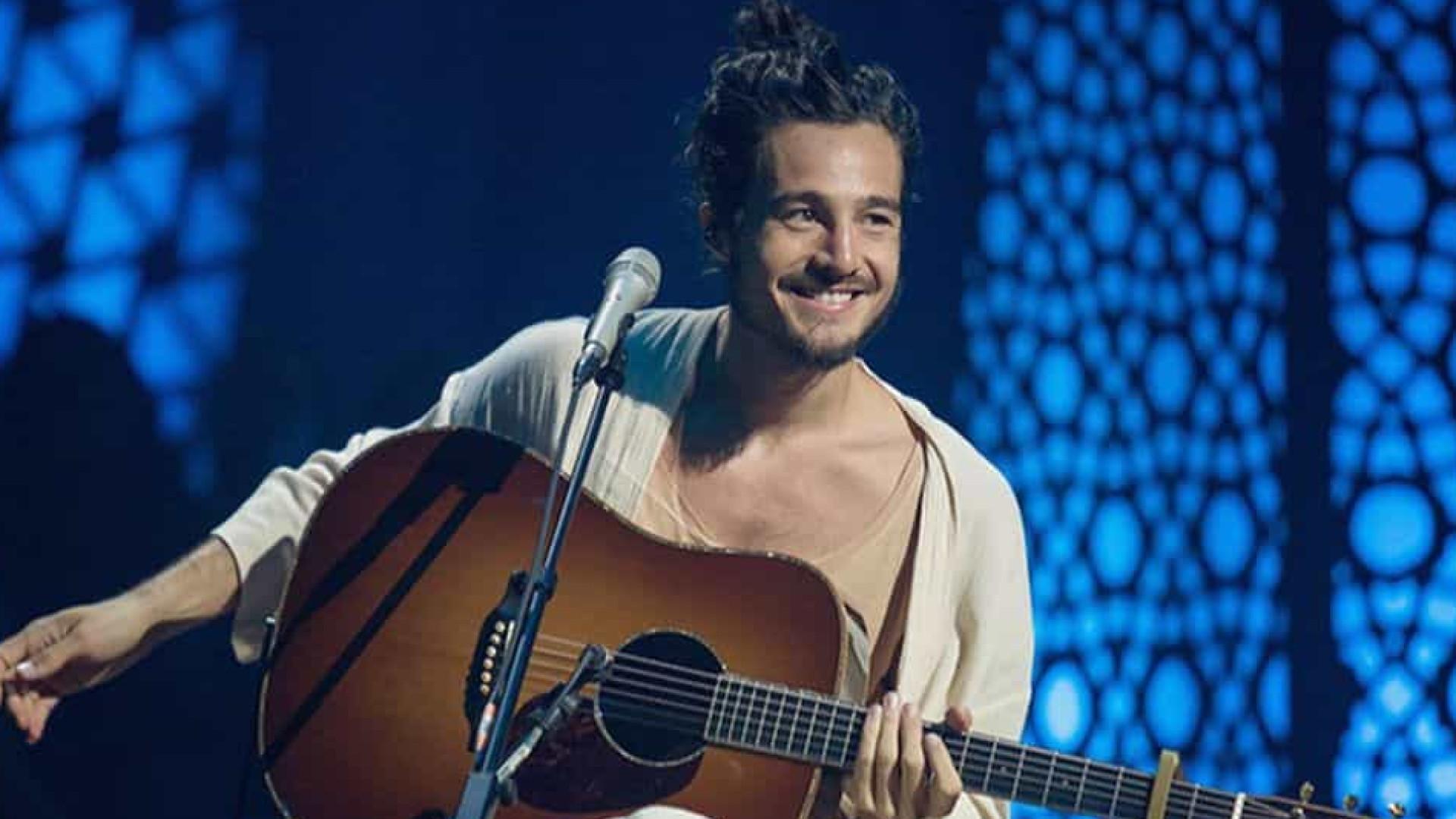 Tiago Iorc concorre com canção no Grammy Latino