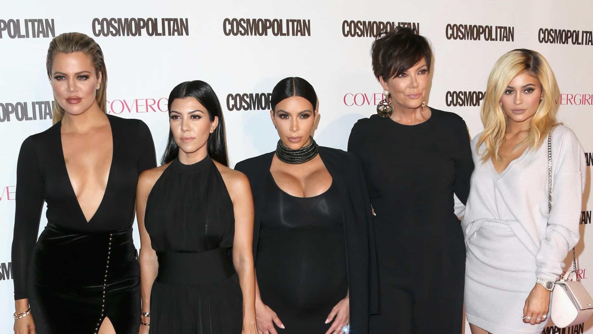 Família Kardashian lança novo negócio