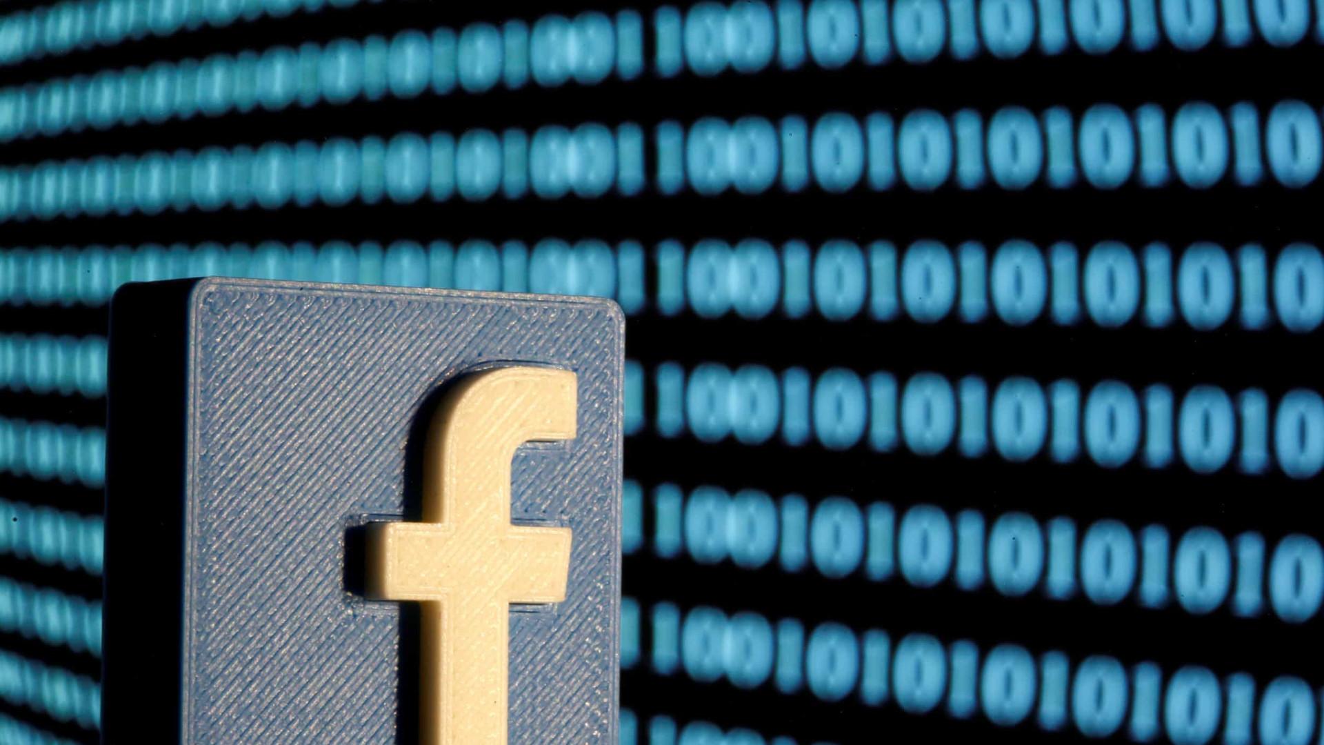 """Facebook: """"O nosso papel não é intervir quando os políticos falam"""""""