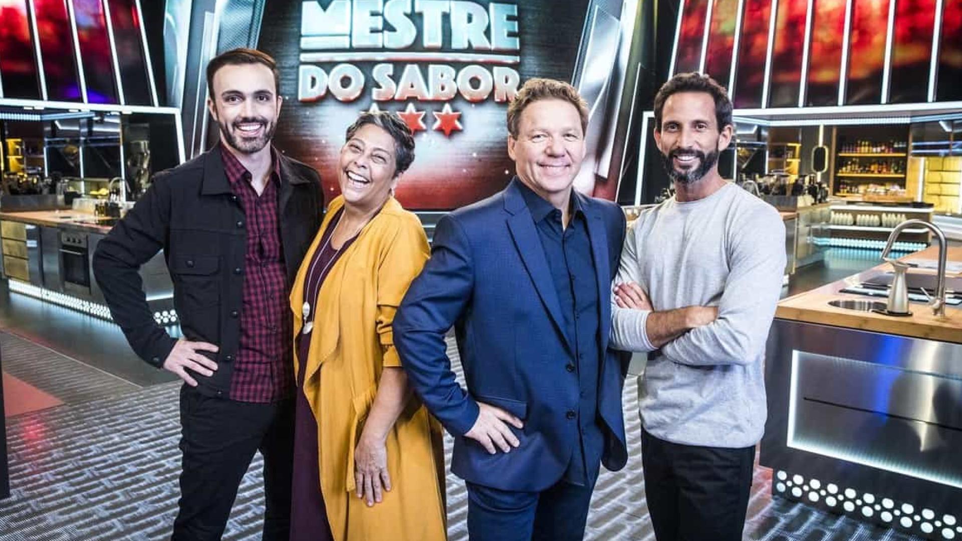 'Mestre de Sabor' decepciona o público e derruba audiência da Globo