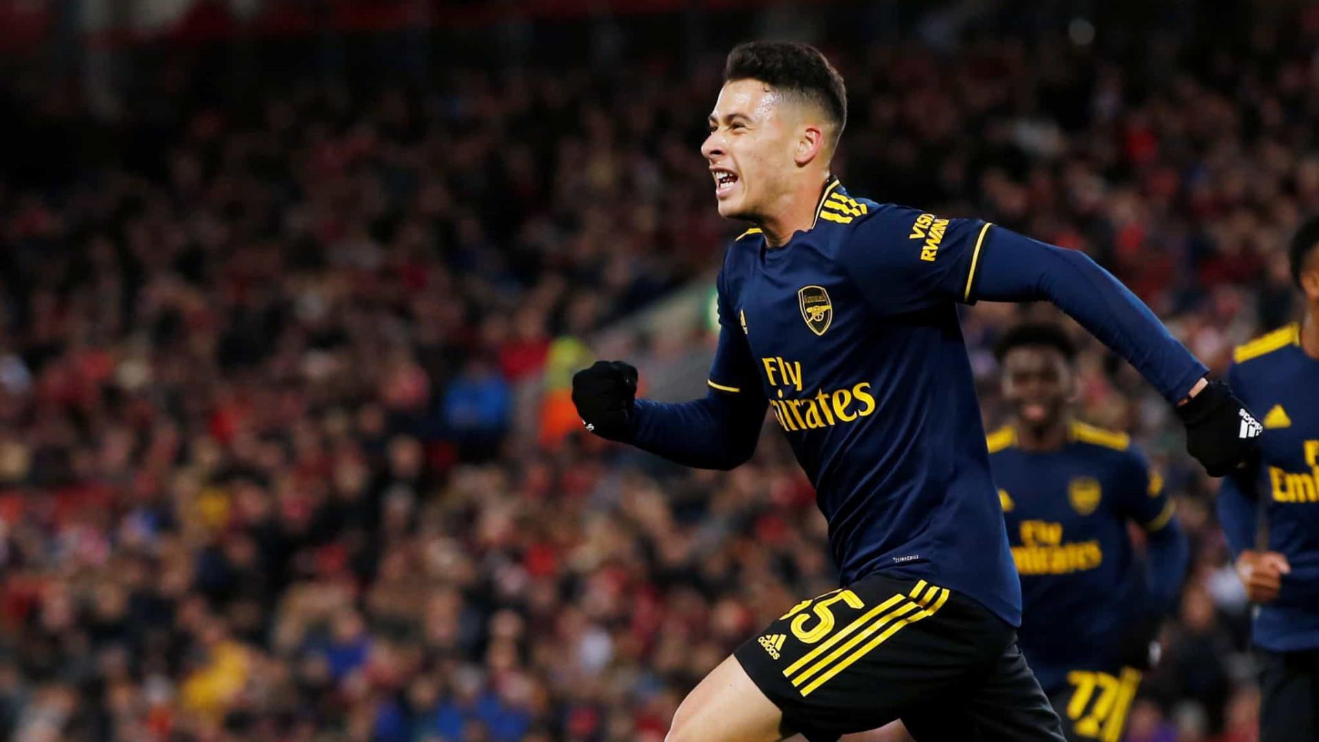Aos 18, Gabriel Martinelli sai do Ituano e vira sensação no Arsenal