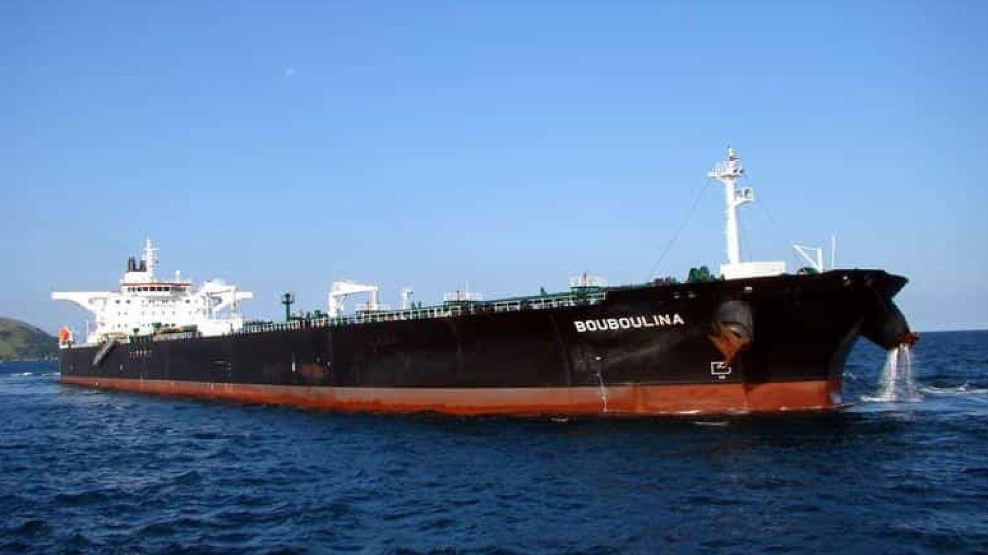 Governo para Interpol dados de empresa que administra navio suspeito