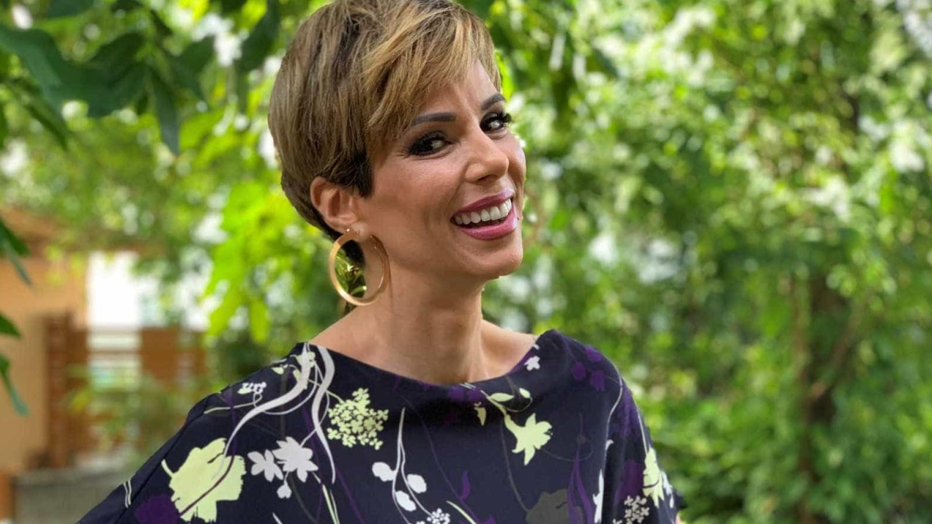 Ana Furtado diz que ter fé a ajudou a enfrentar desafios