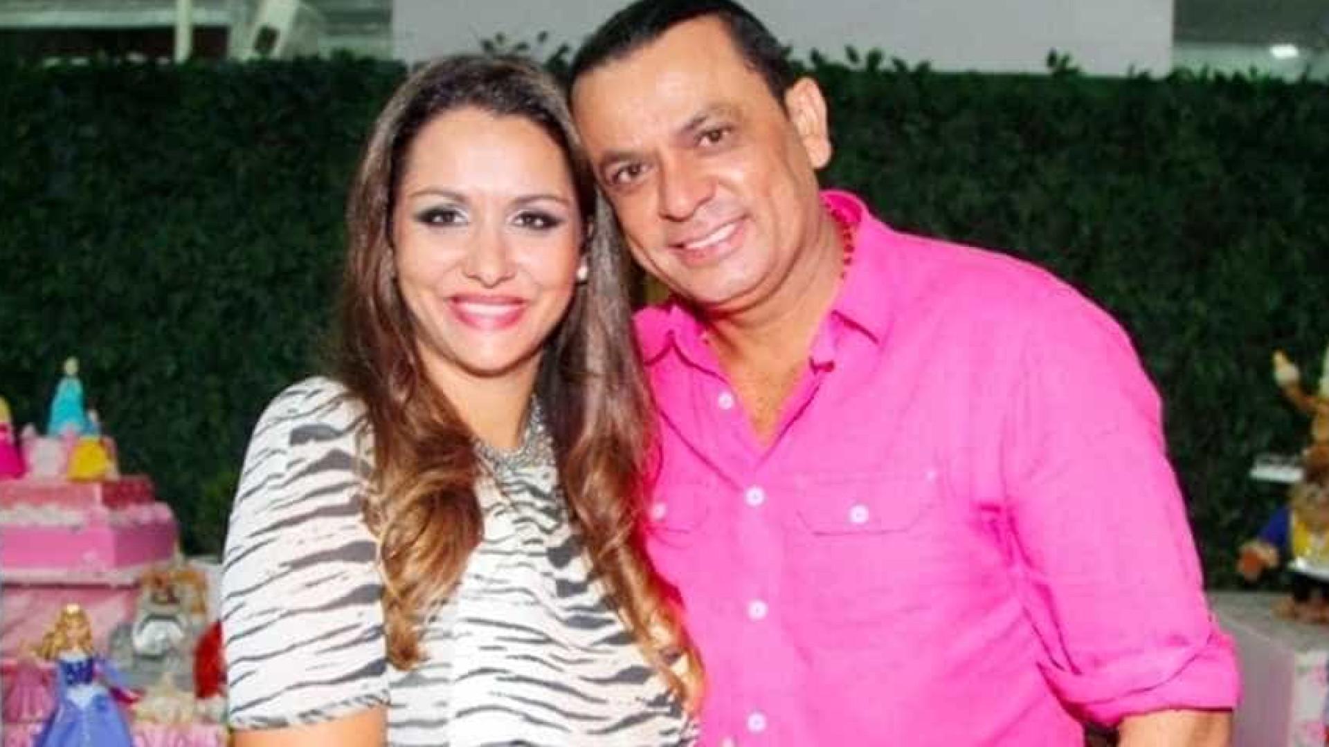 Frank Aguiar diz que usa ayahuasca para manter o matrimônio