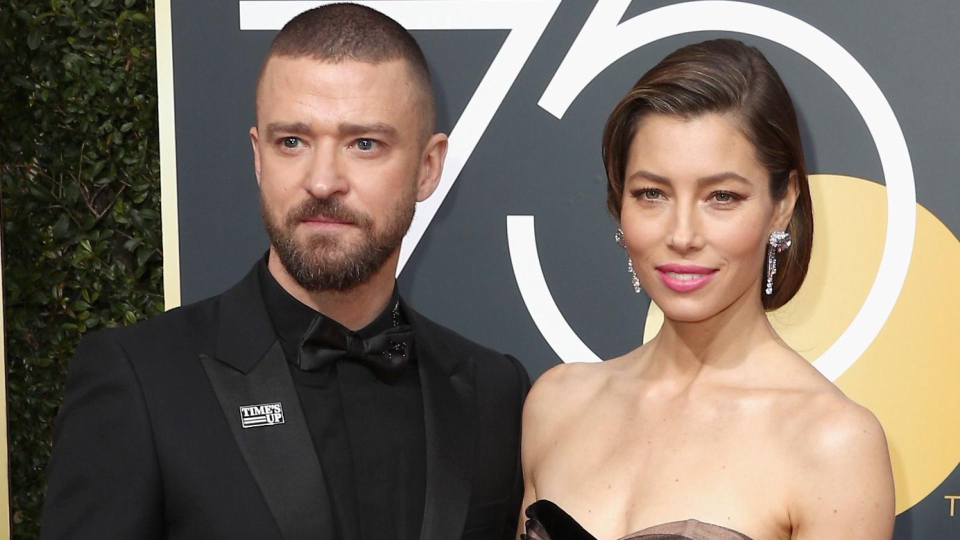Jessica Biel não valorizou polêmicas fotos de Timberlake com atriz