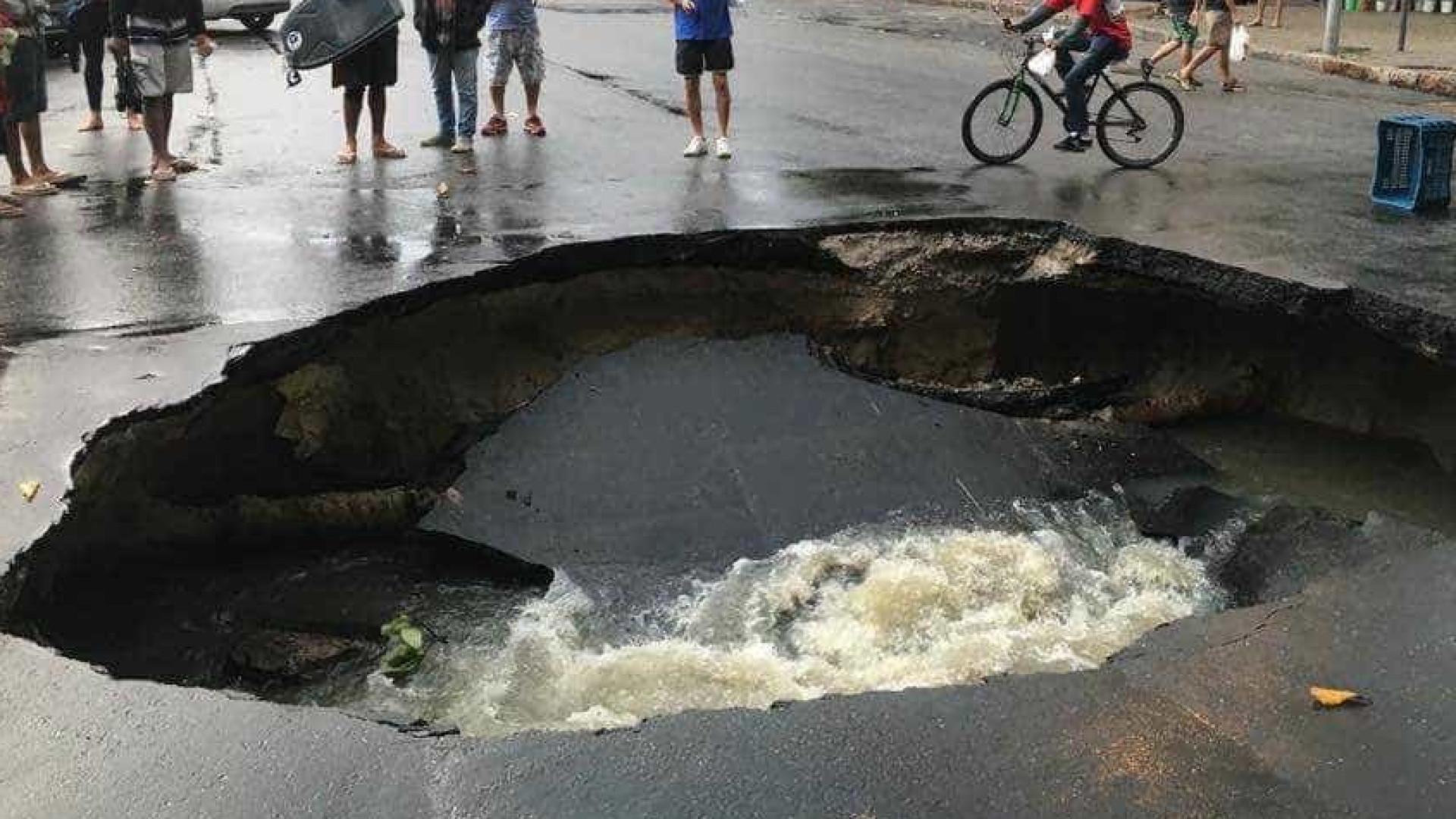 Risco de afundamento fará Maceió esvaziar 2,1 mil imóveis