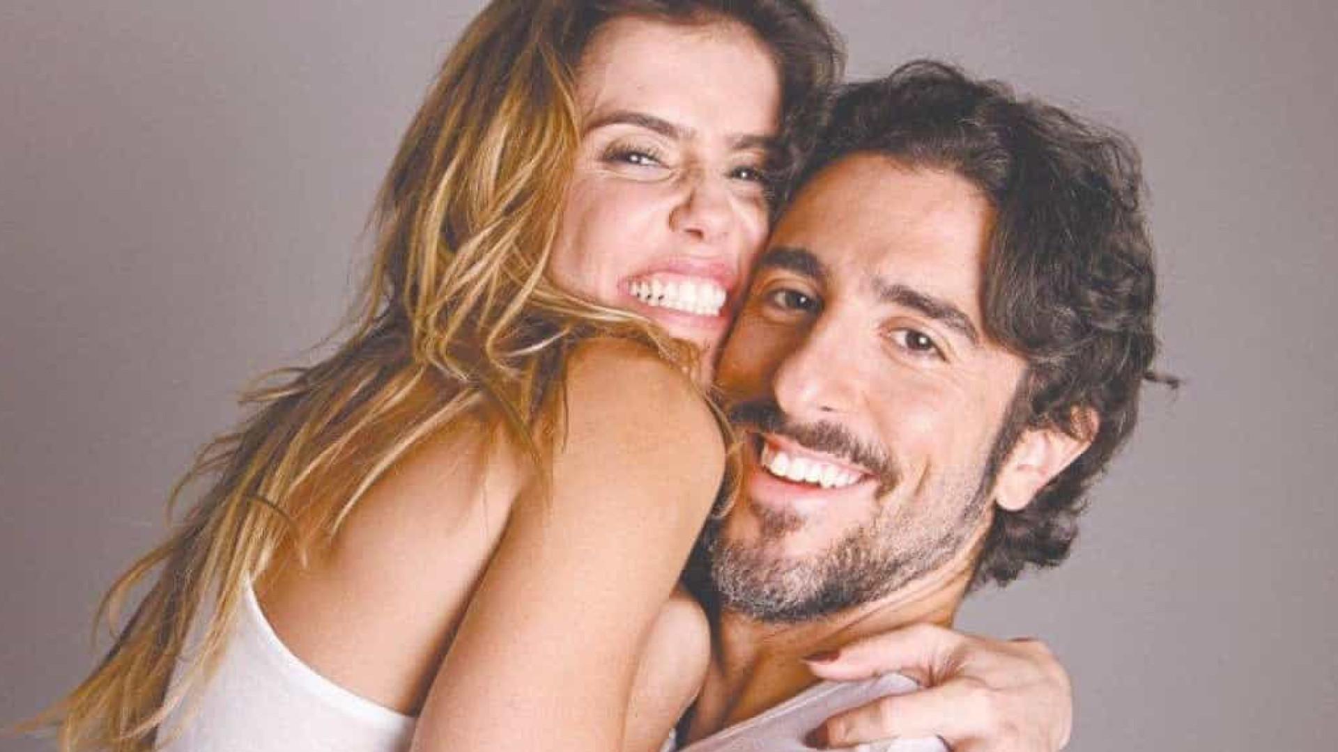 Mion é homem casado que se envolveu com Deborah Secco, diz jornal