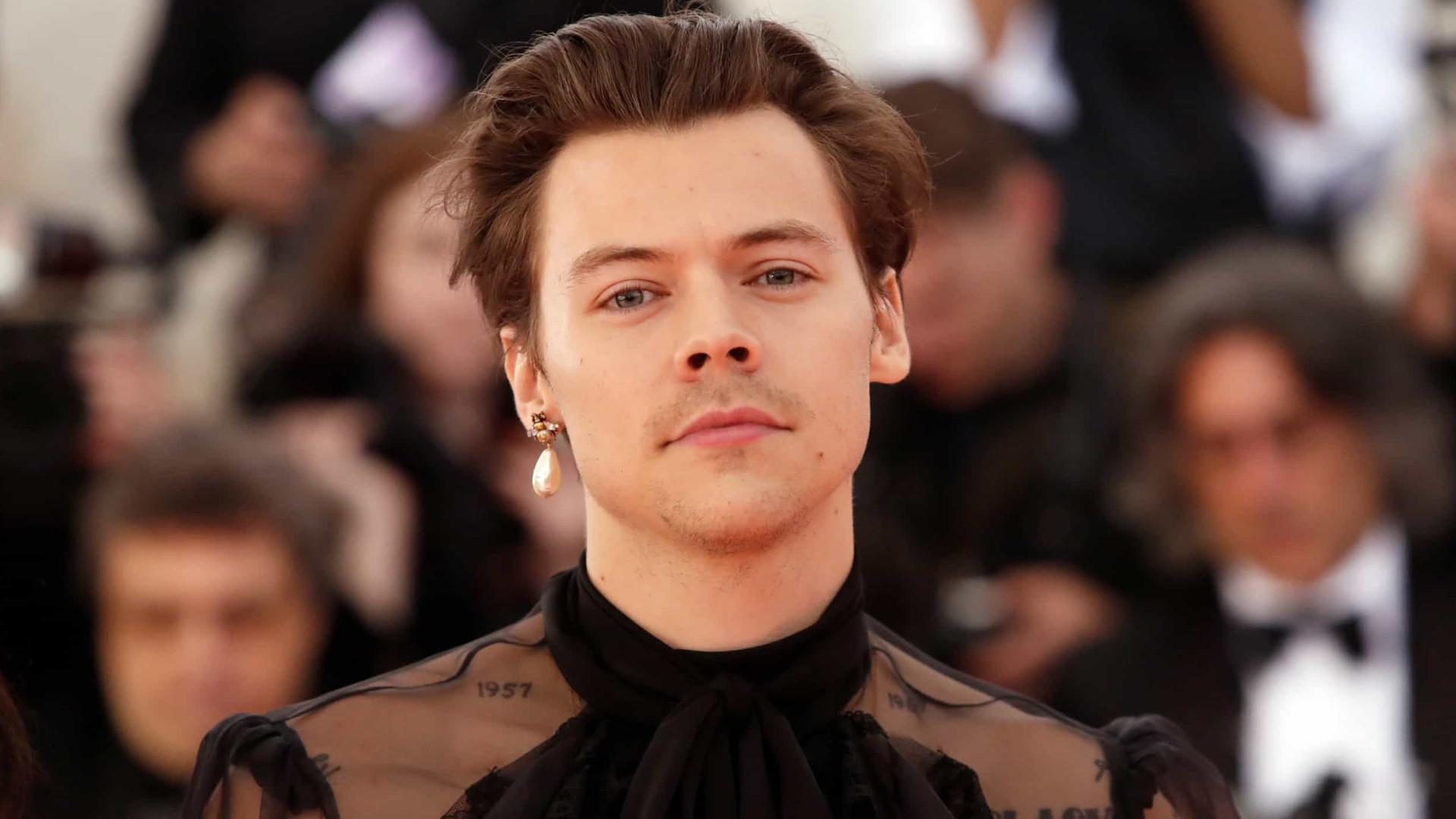 Ator diz Harry Styles fez participação em novo 'Star Wars'