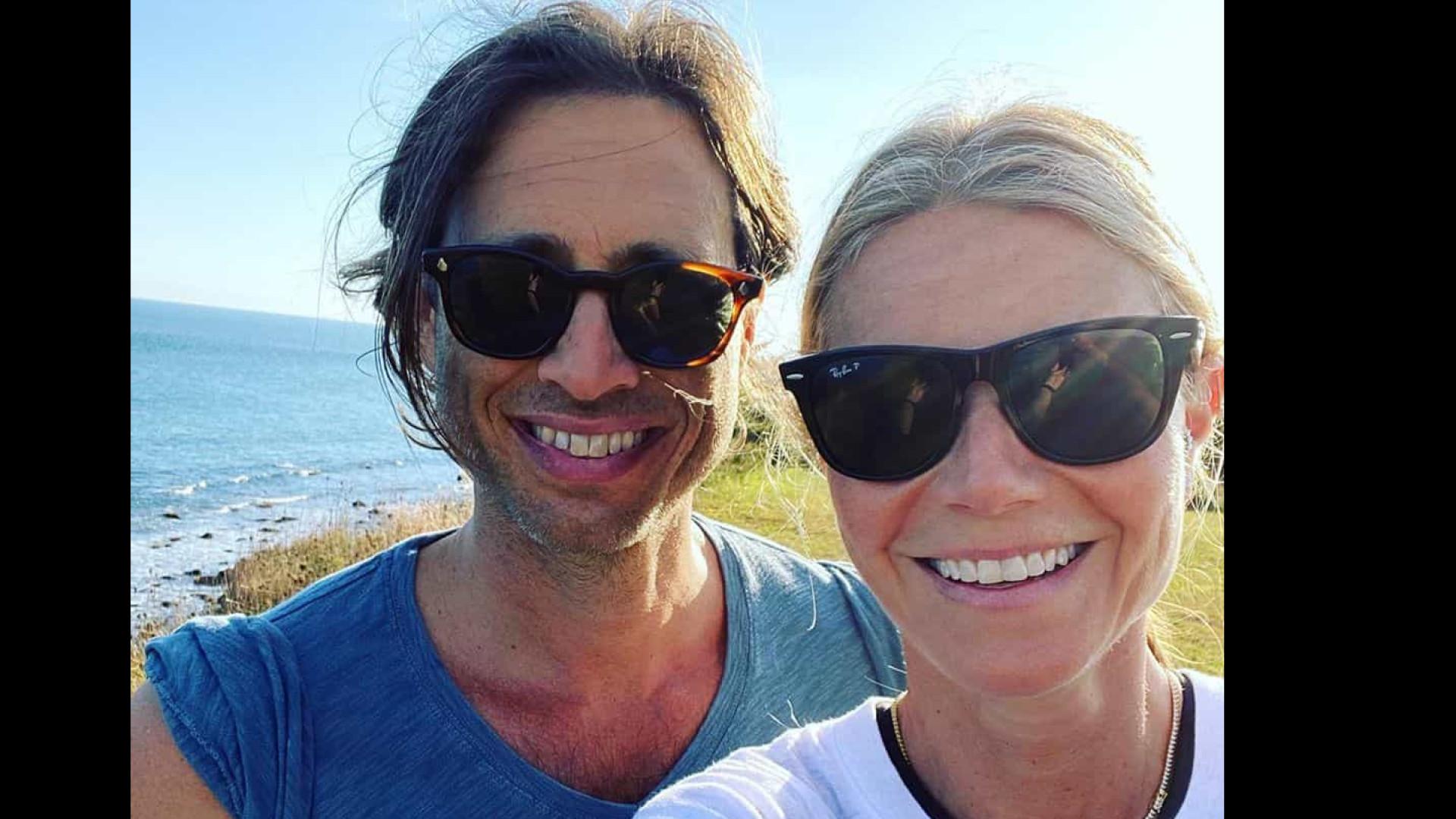 Gwyneth brinca que morar com o marido vai destruir sua vida sexual