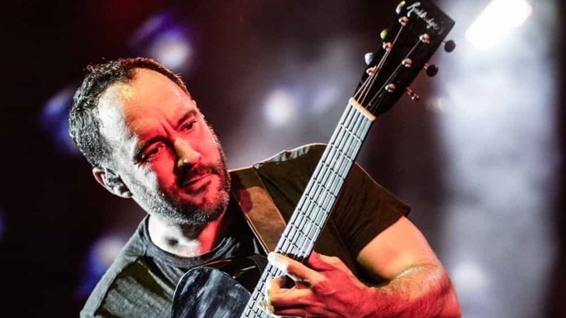 09 de janeiro: aniversário de Dave Matthews