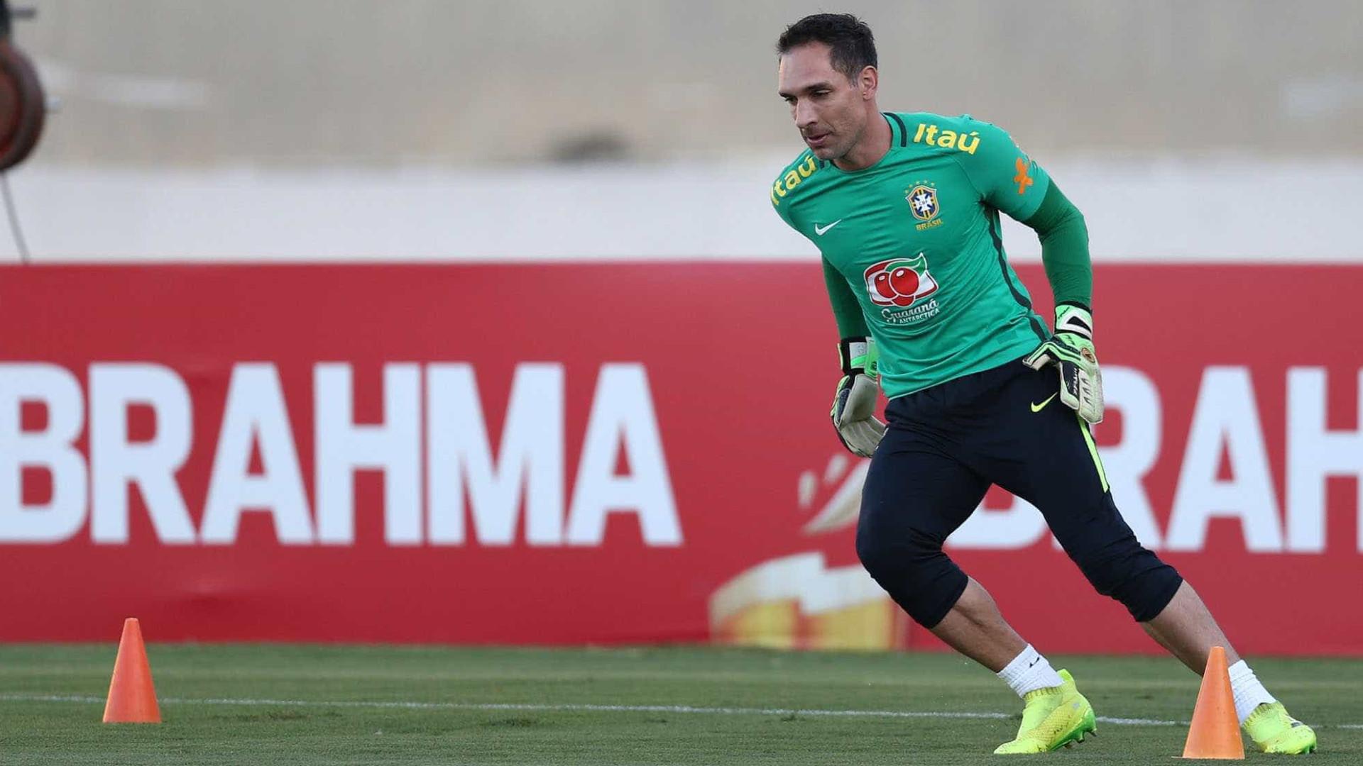 Fernando Prass é anunciado como reforço do Ceará para 2020