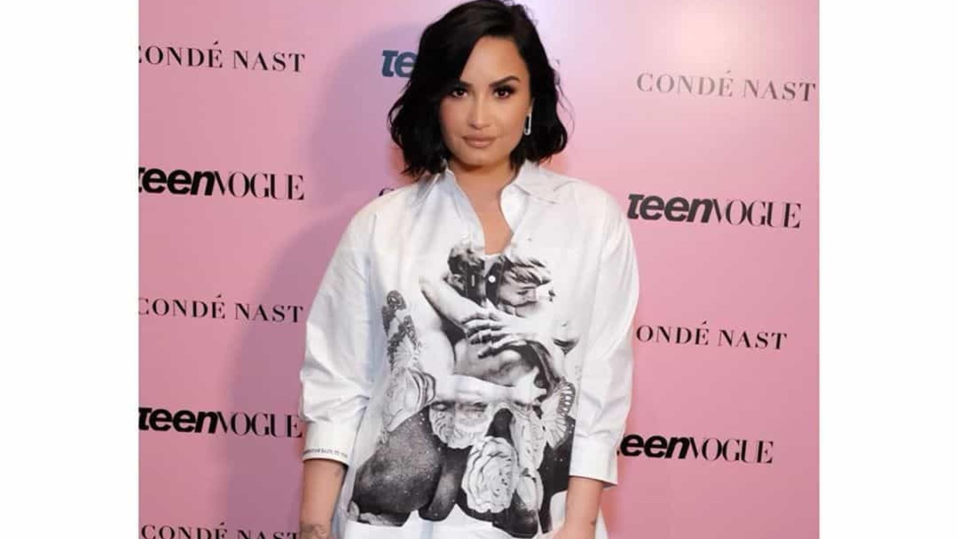 Demi Lovato vai cantar o hino nacional na final do Super Bowl