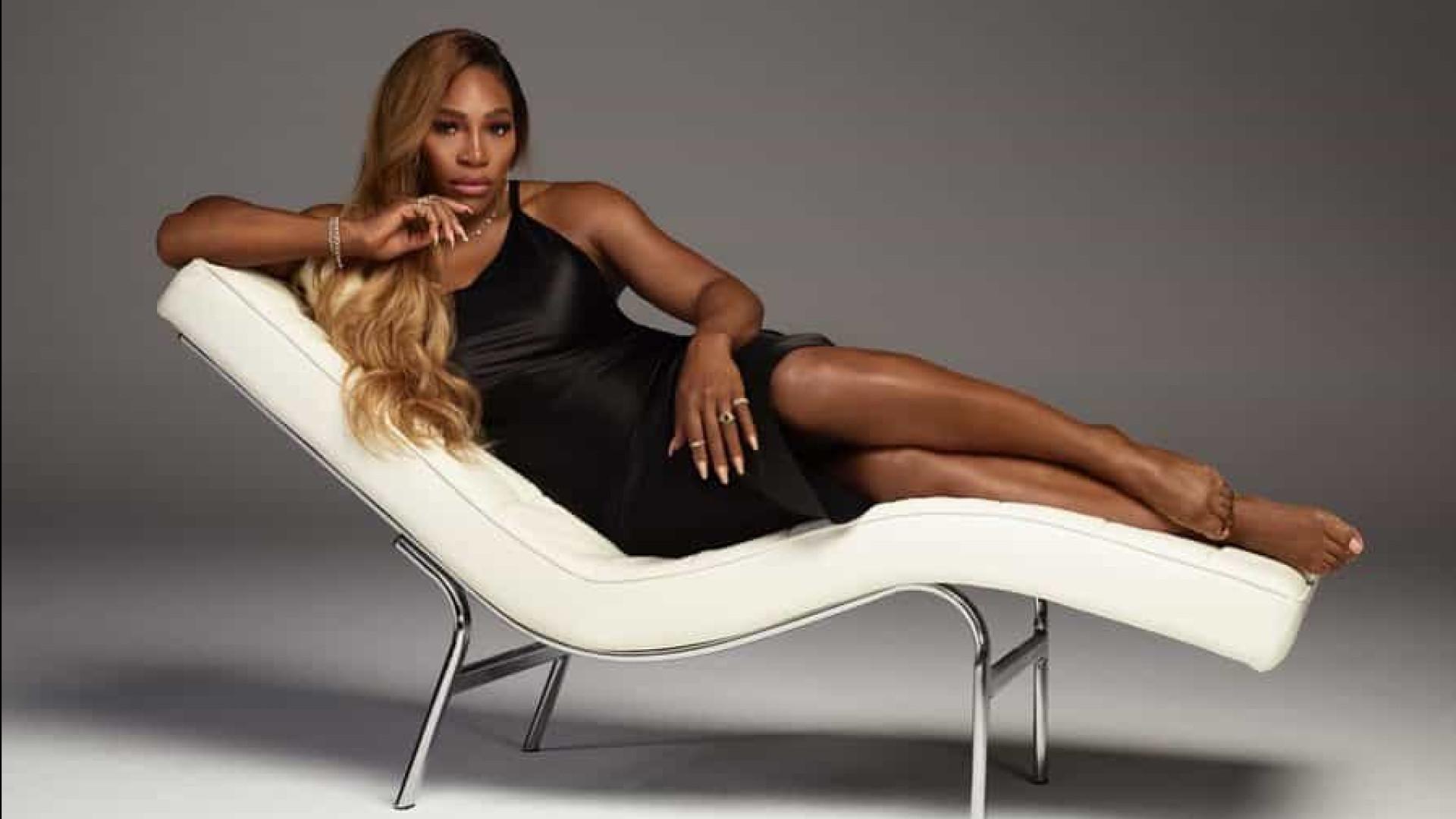 'Trabalhar e ser mãe não é fácil', diz Serena Williams
