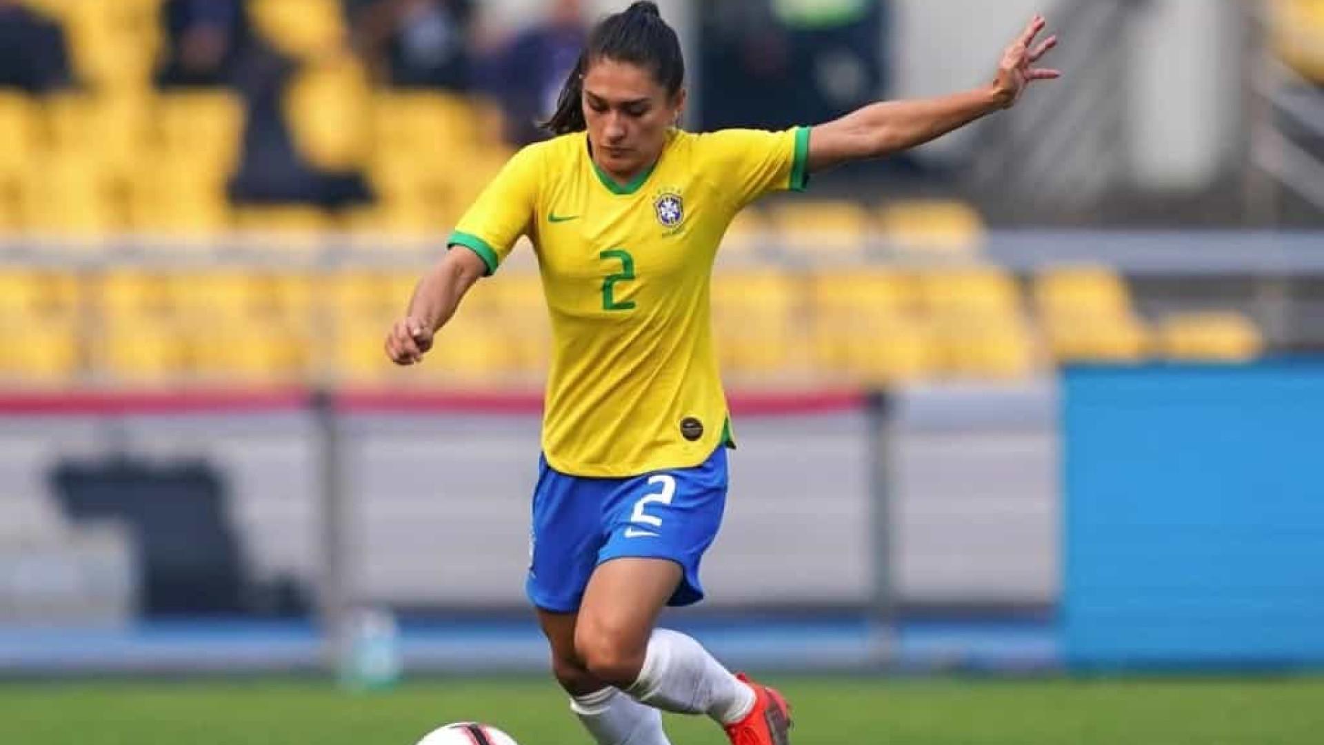 Letícia Santos sofre grave lesão e deve desfalcar seleção na Olimpíada