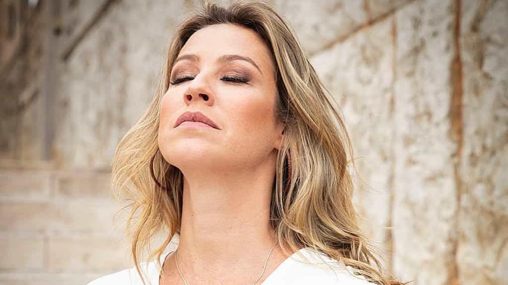 """Luana Piovani: """"Não estou sentindo nada... não tenho ânimo"""""""