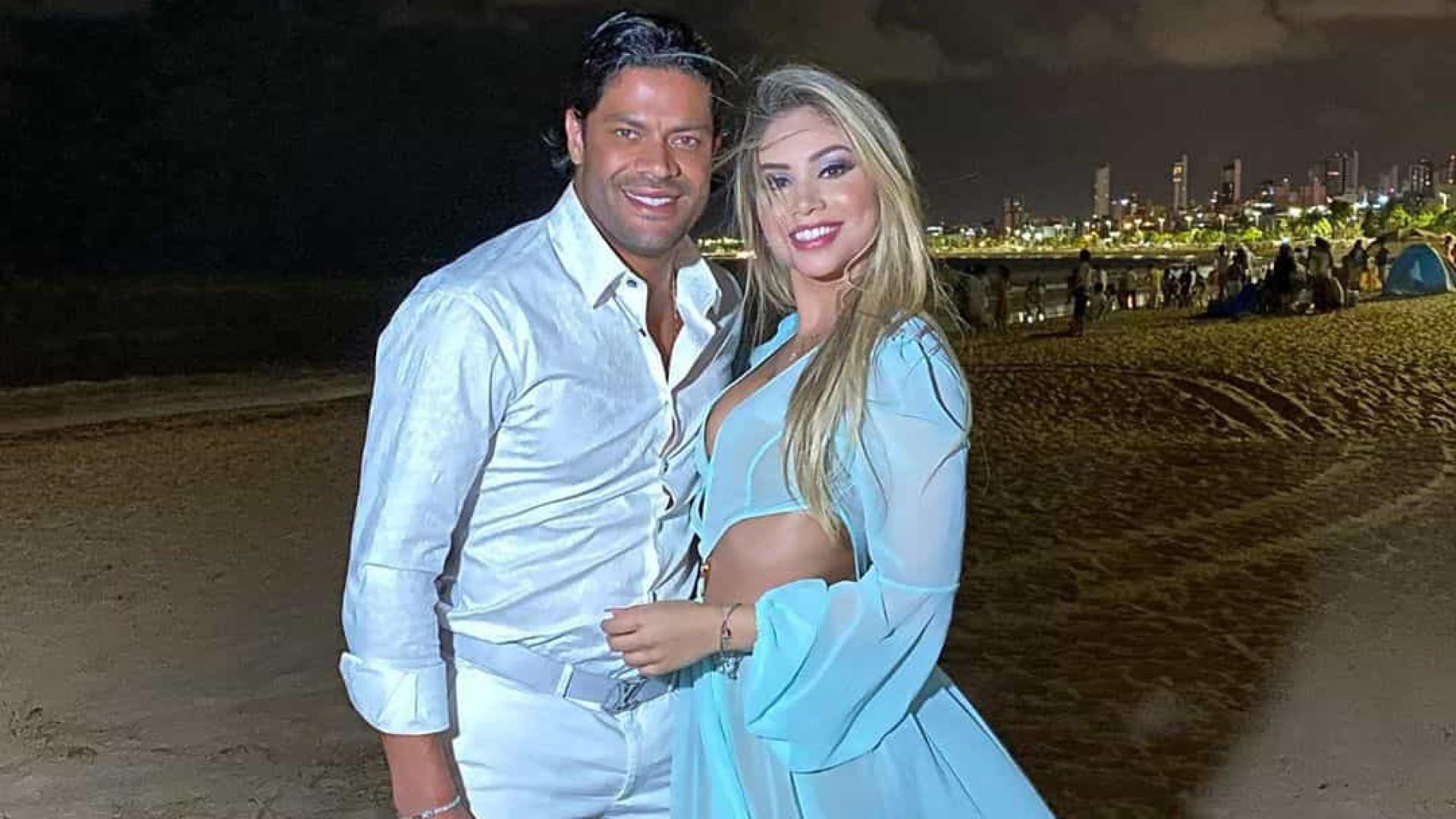 Hulk casou-se (mesmo) com a sobrinha da ex-mulher, diz jornal