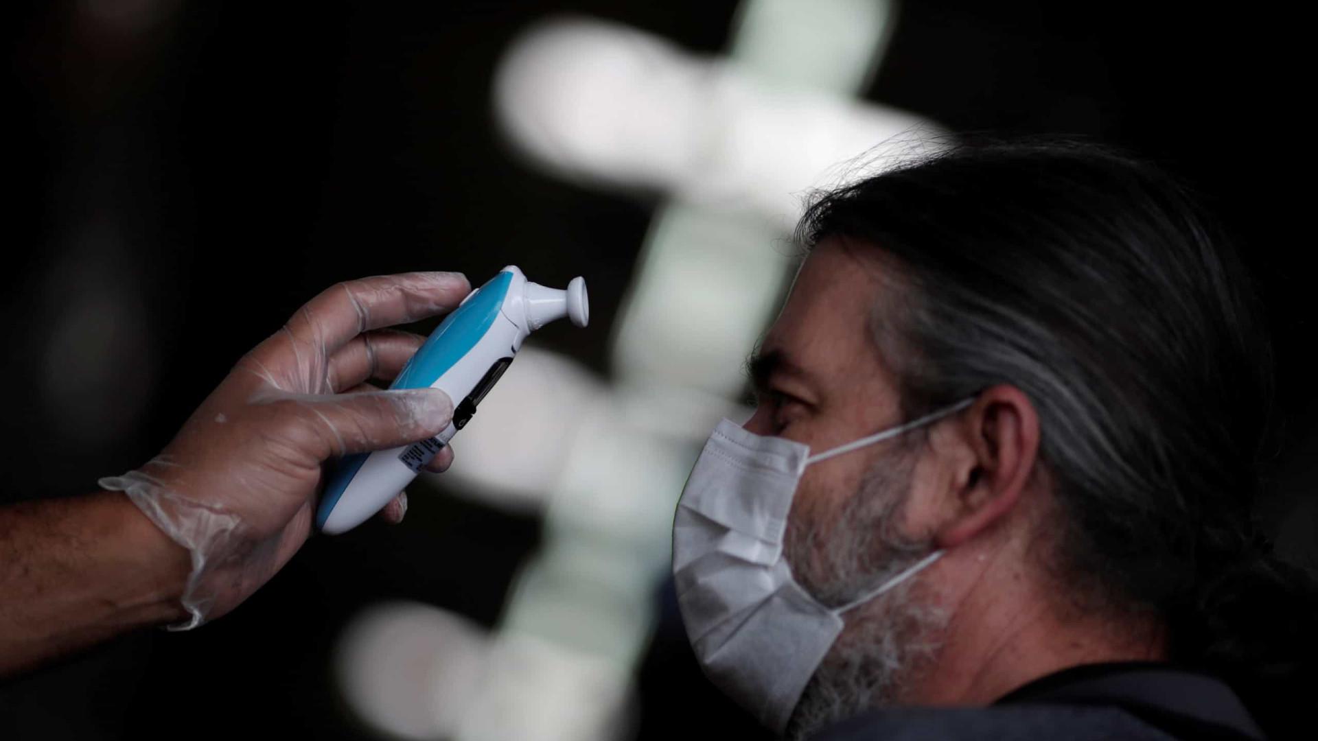 COVID-19: Brasil tem 46 mortes e mais de 2000 mil casos confirmados