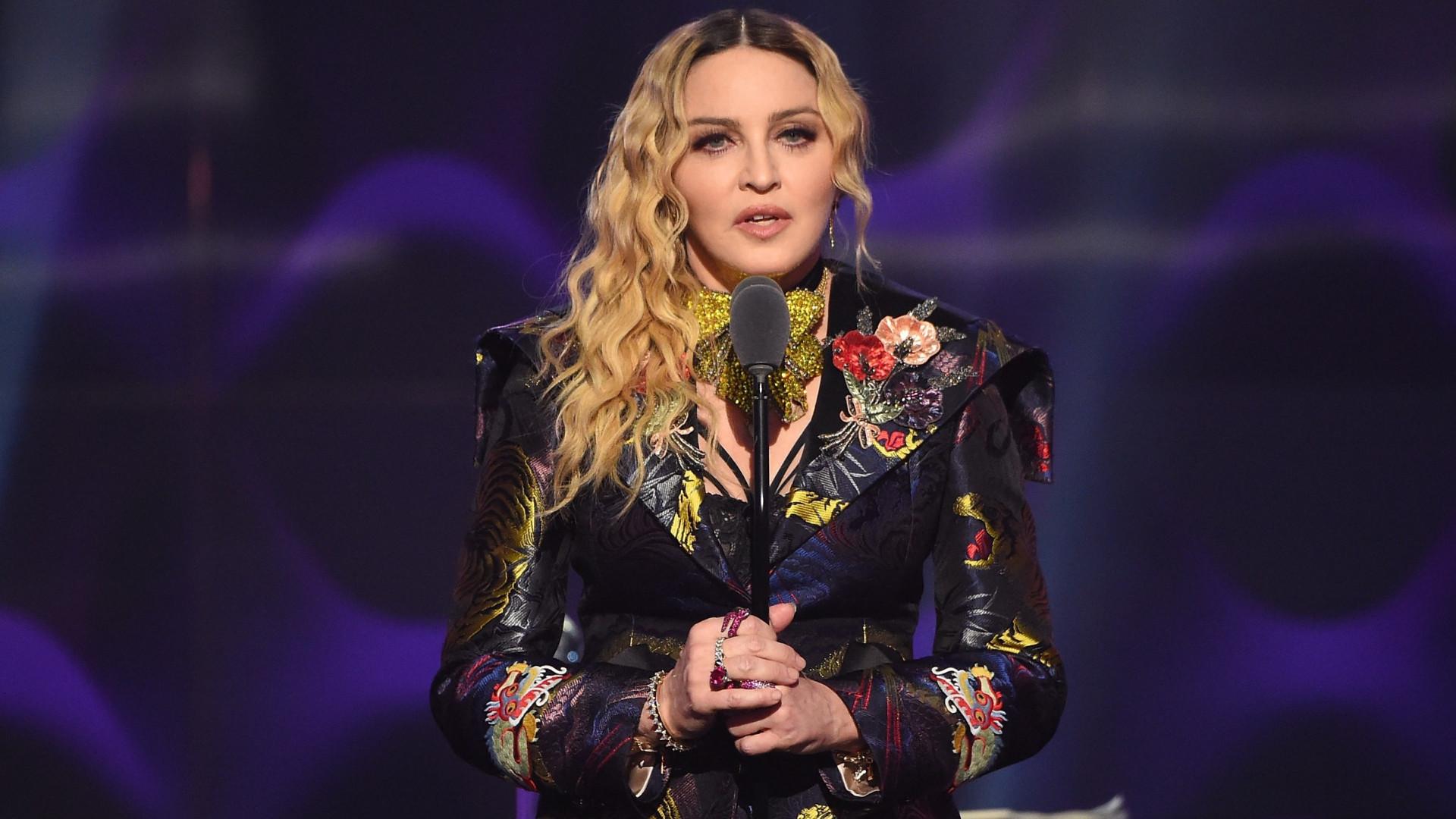 Madonna causa polêmica após insinuar que covid-19 é 'bom equalizador'