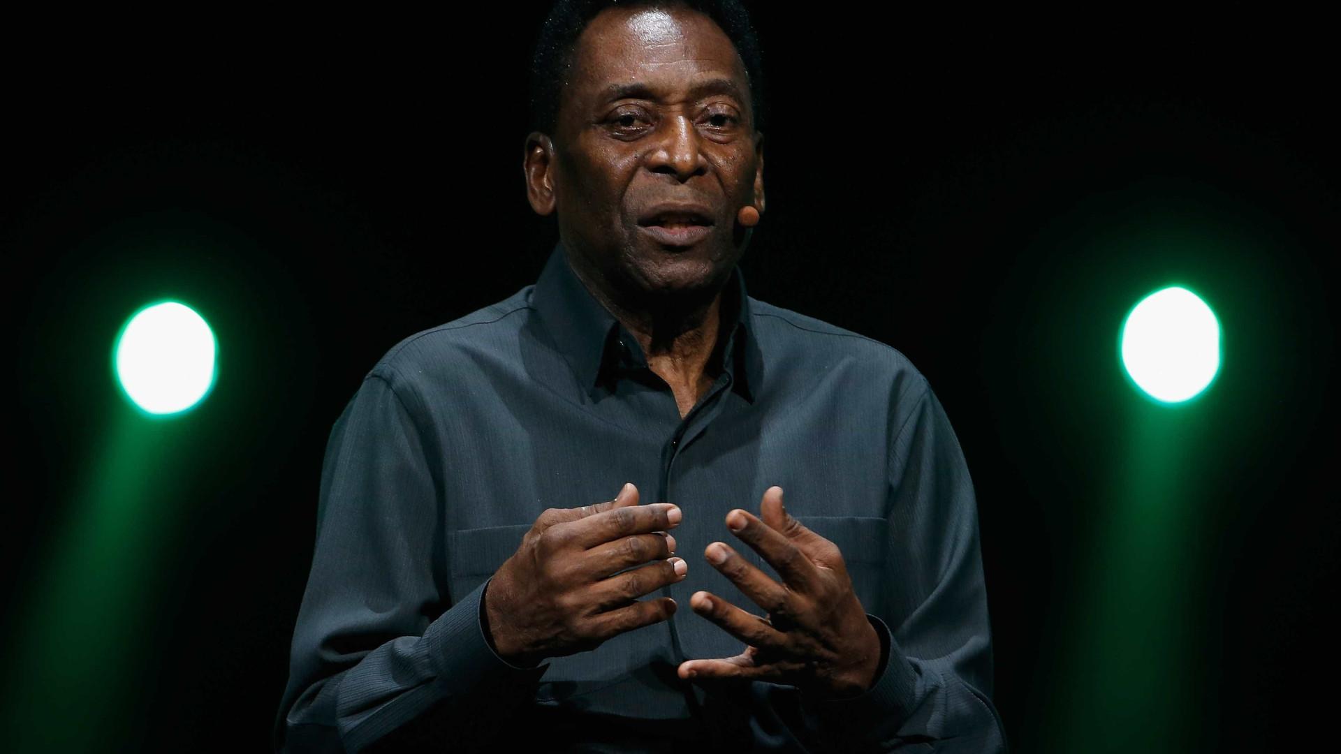 Irmão mais novo de Pelé, Zoca morre aos 77 anos na cidade de Santos