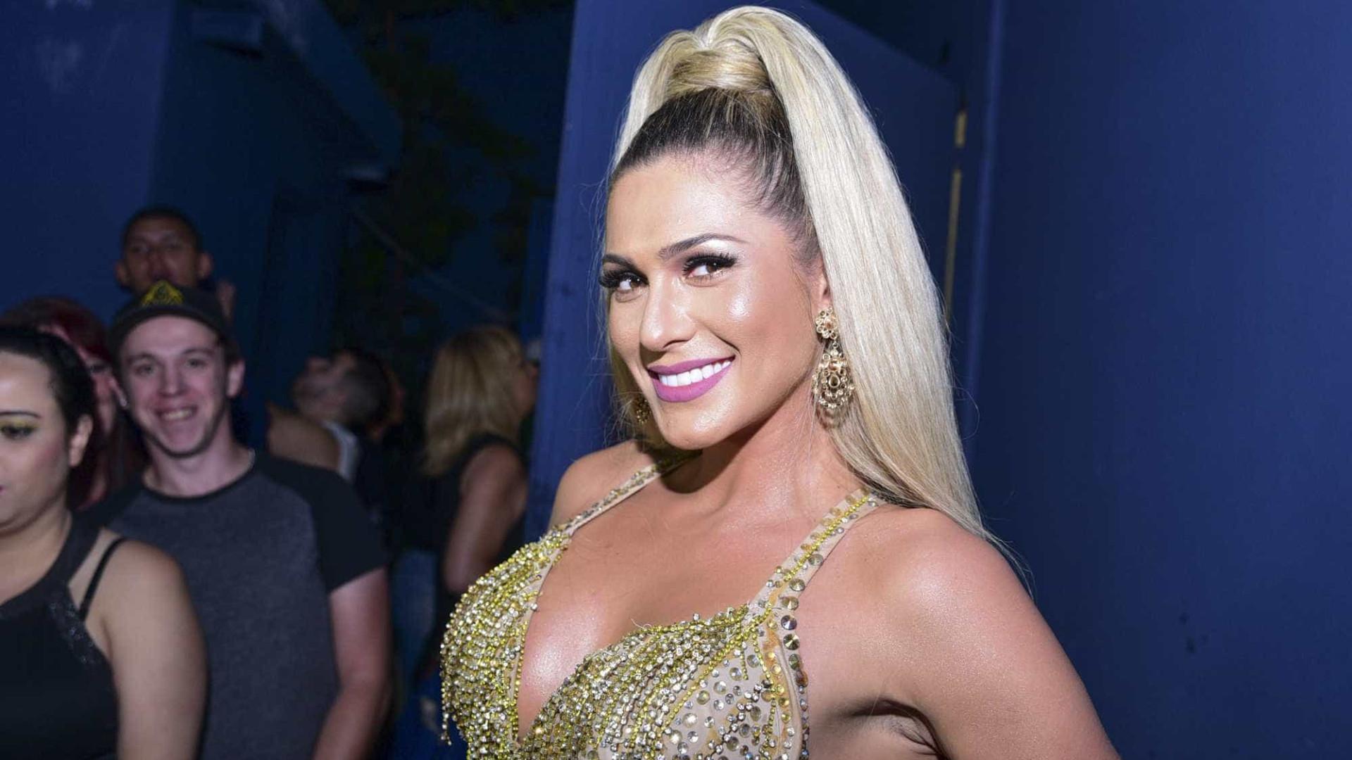 Lívia Andrade é afastada do SBT por tempo indeterminado