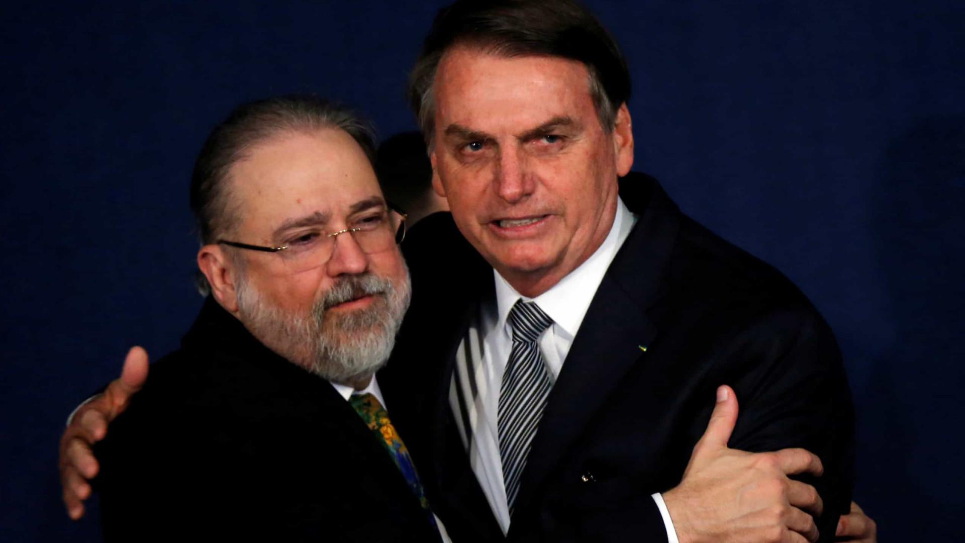 Bolsonaro pode decidir sobre isolamento, afirma Augusto Aras