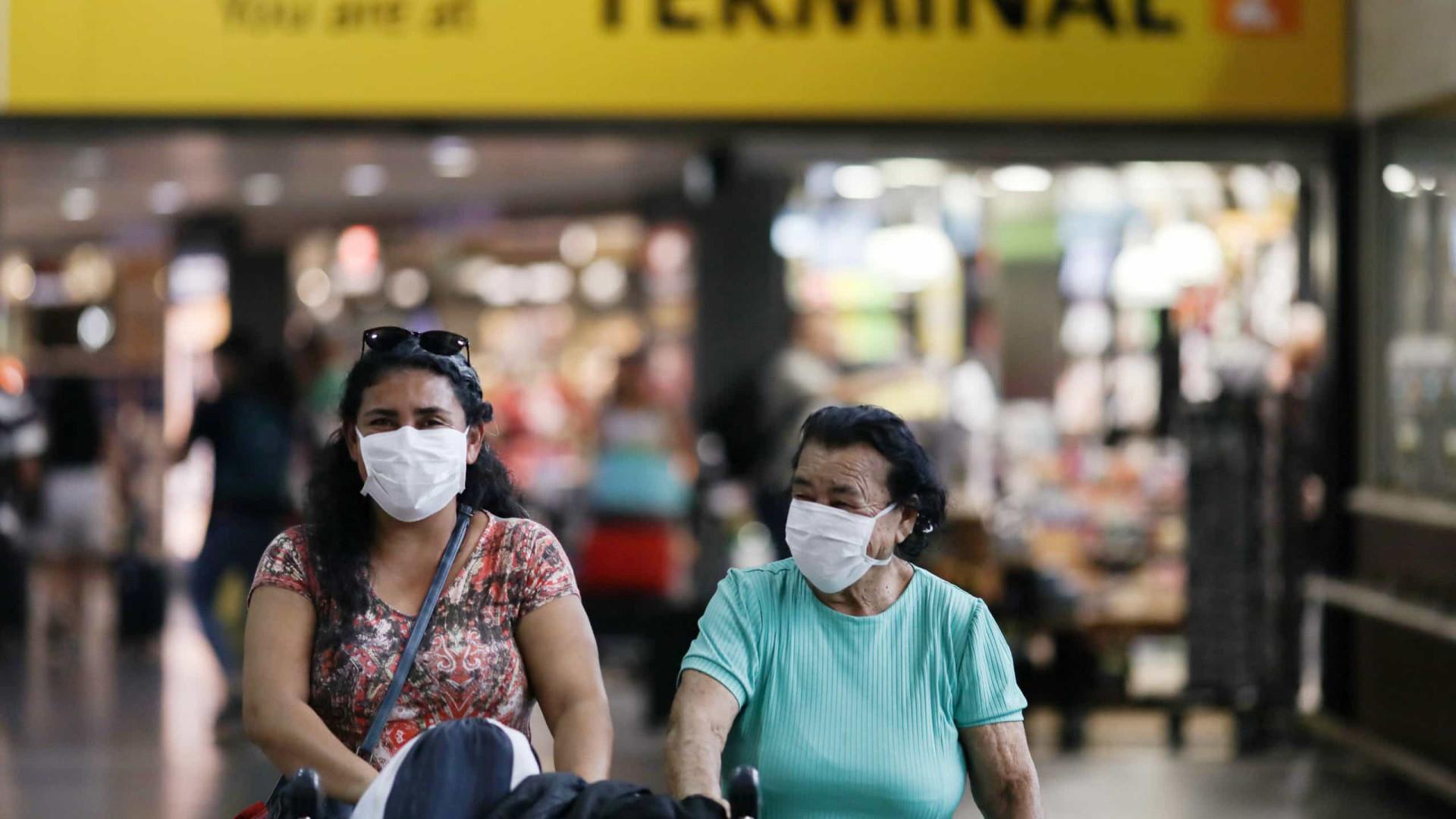 SP ultrapassa 600 mortes causada pelo novo coronavírus