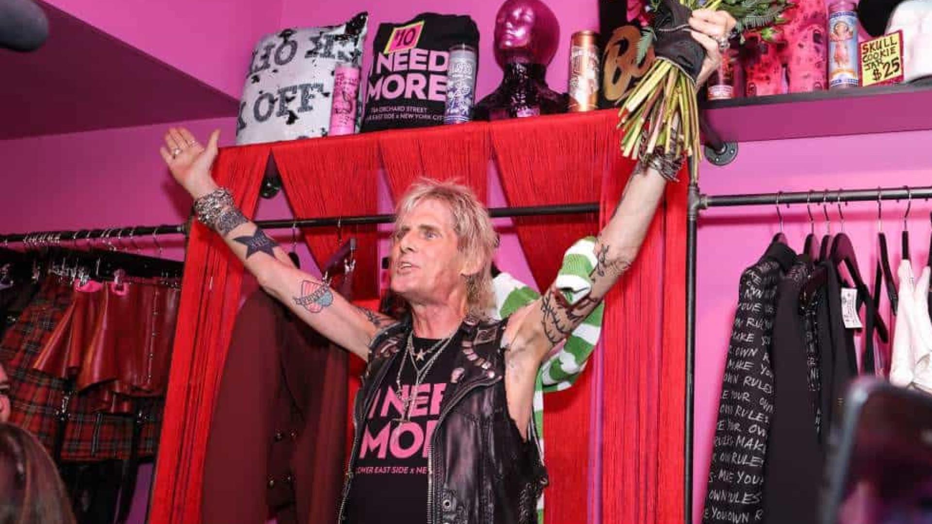 Morre Jimmy Webb, figura emblemática da cena punk de Nova York