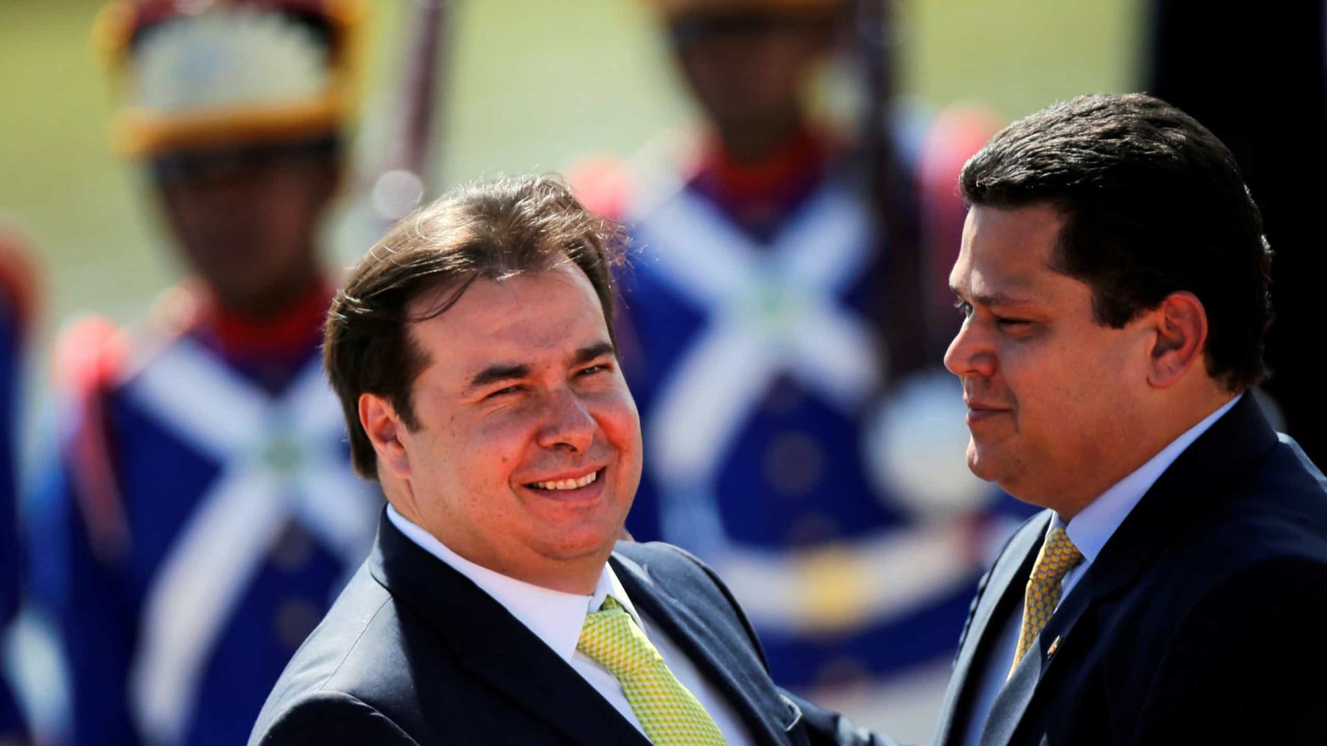 20 governadores divugam carta em apoio a Maia e Alcolumbre | Blog ...