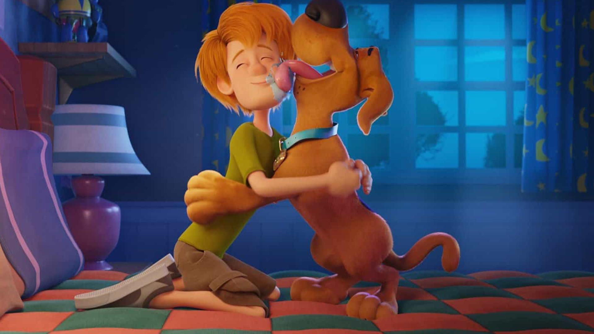 Filme de Scooby Doo será lançado em streaming devido ao coronavírus