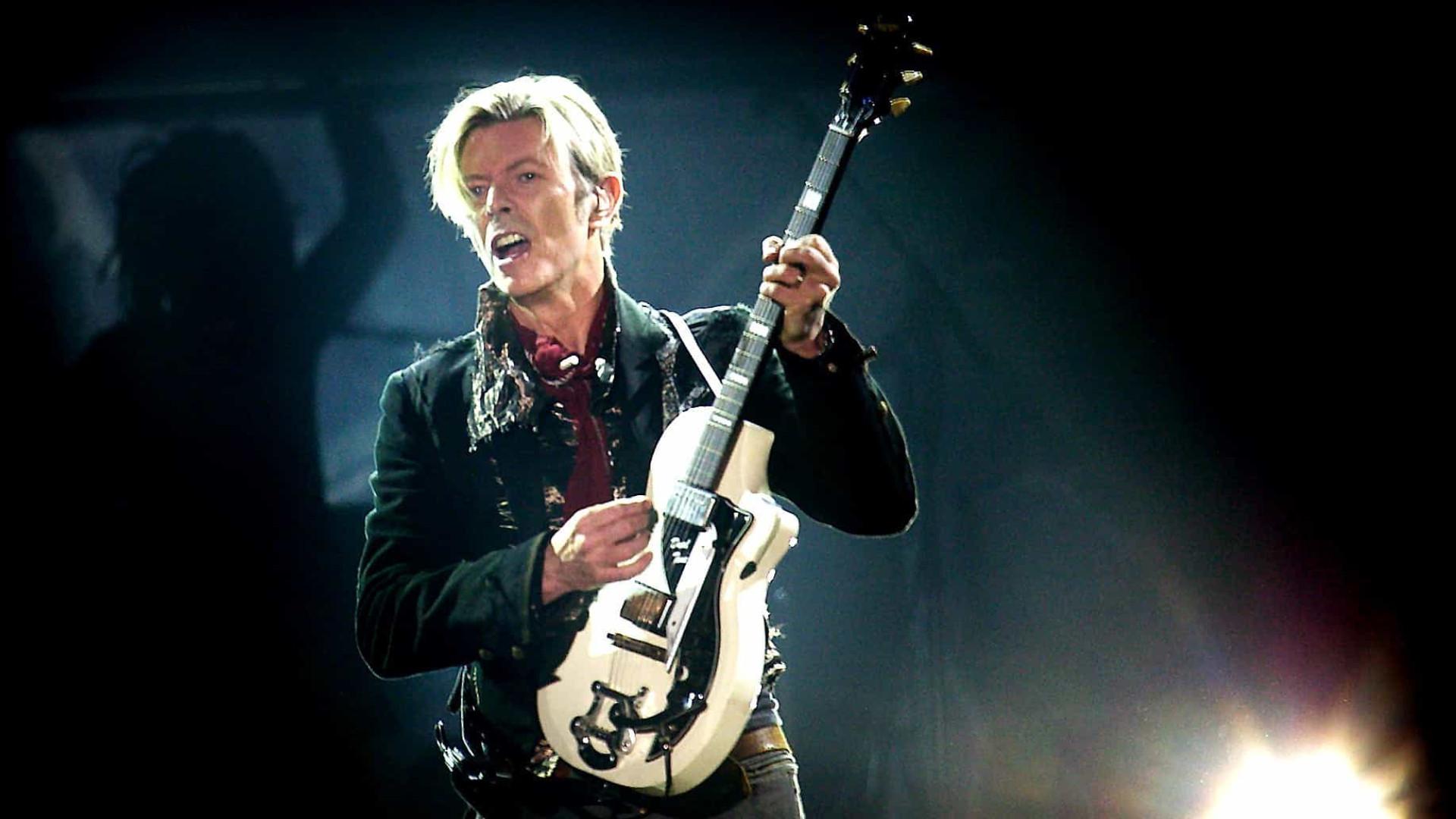 Disco póstumo de David Bowie tem faixas gravadas no Rio de Janeiro
